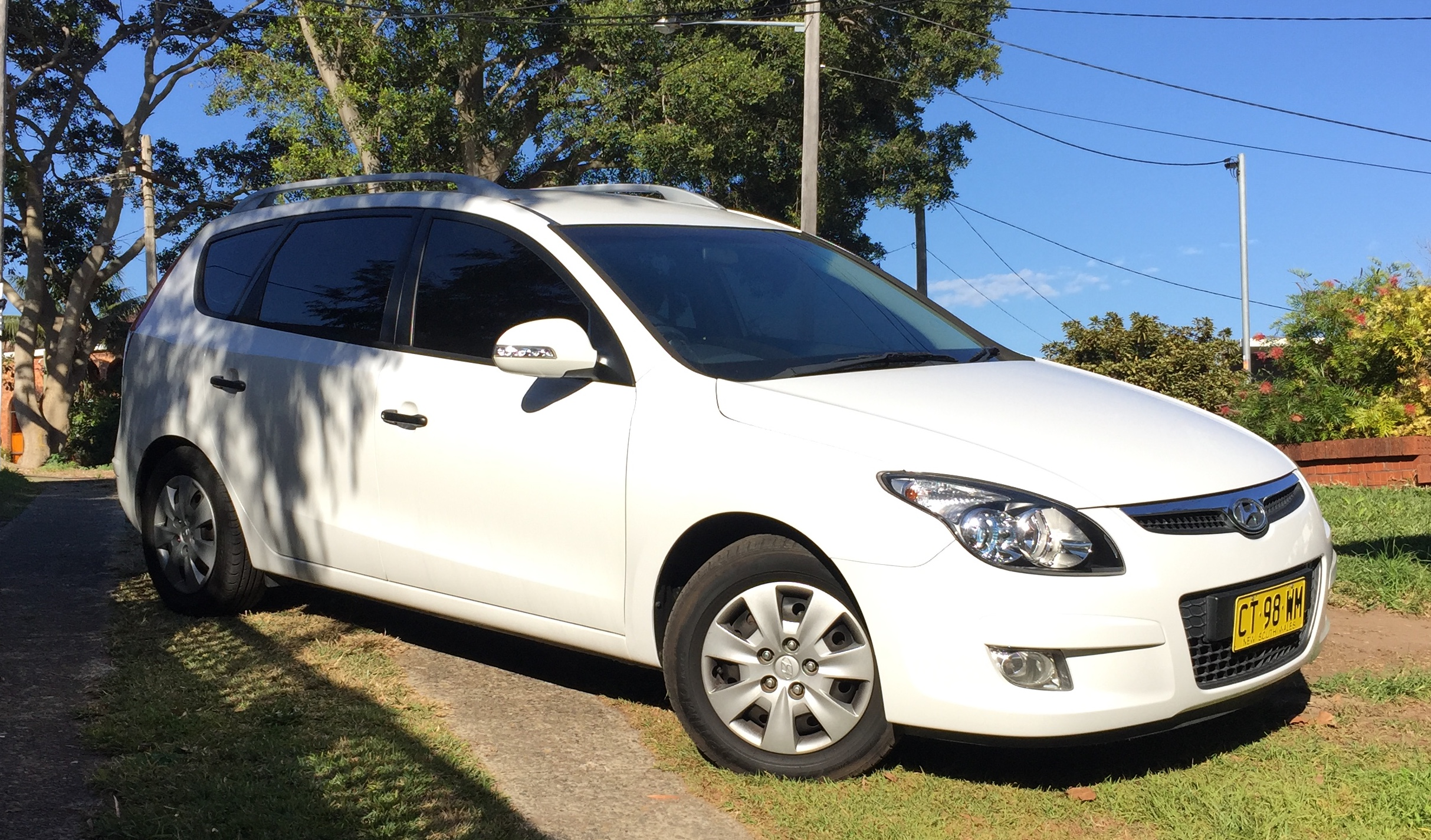 Picture of Alan's 2011 Hyundai i30
