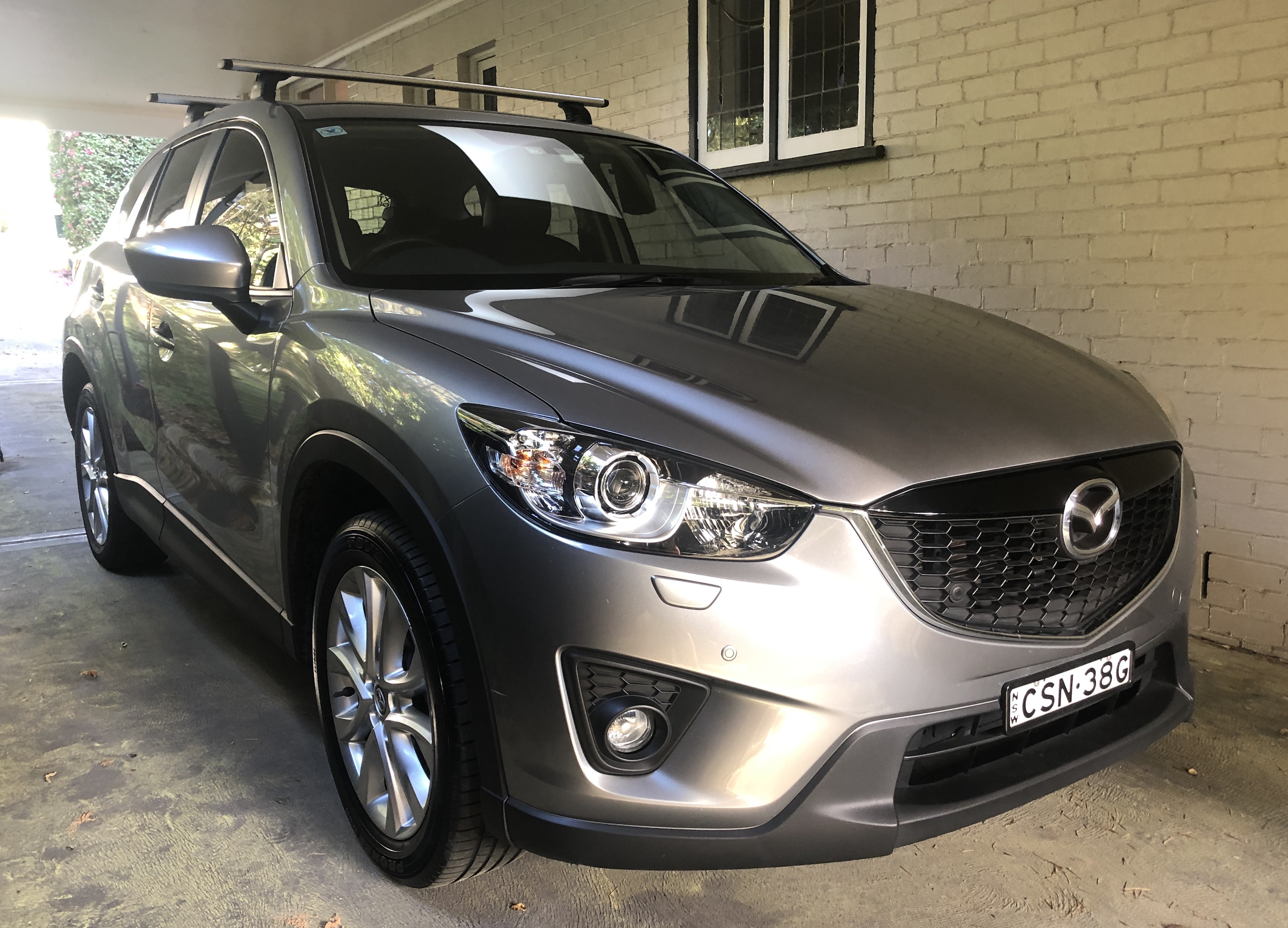 Picture of Myles' 2014 Mazda Cx-5