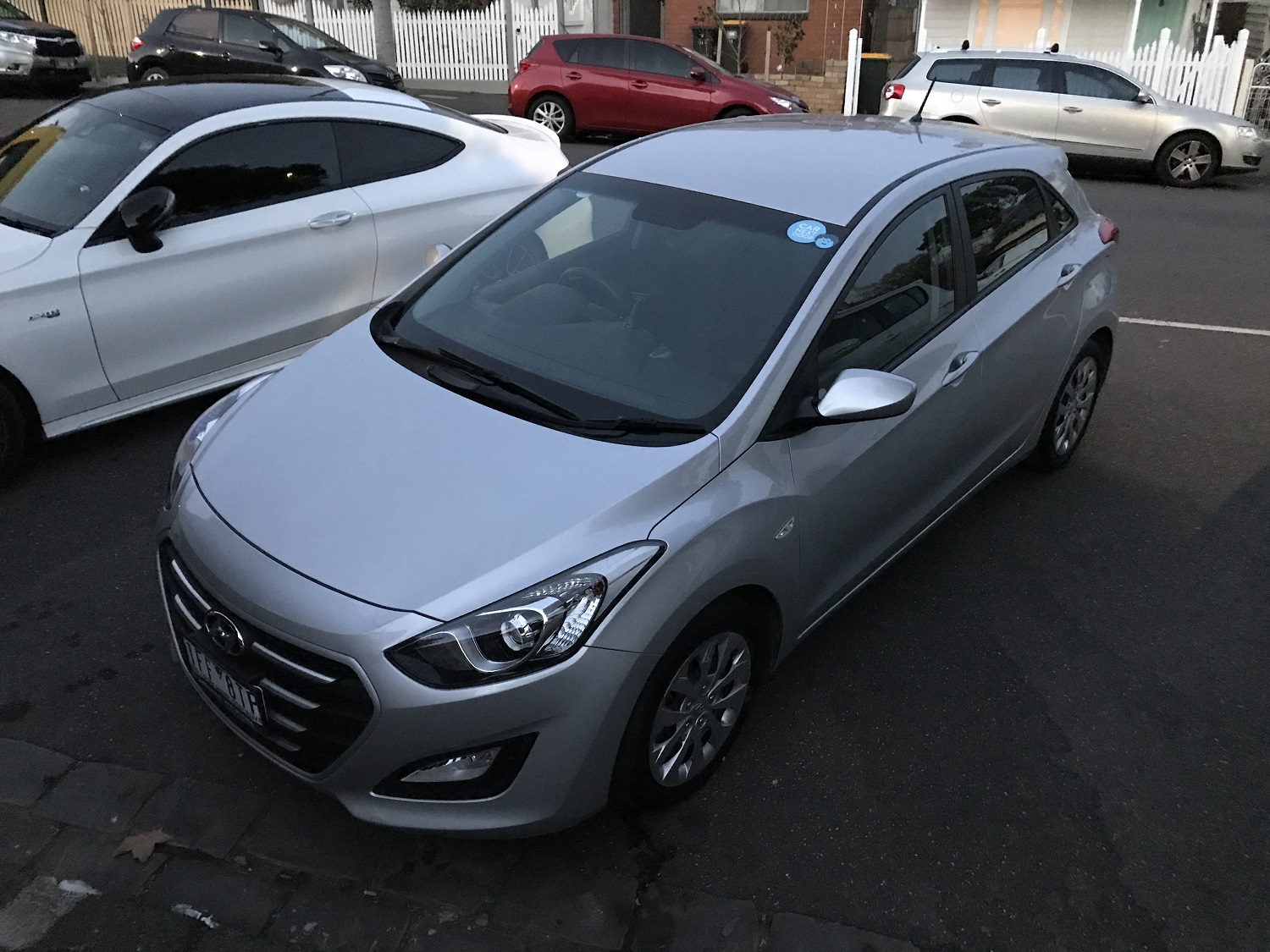 Picture of Edward's 2015 Hyundai i30
