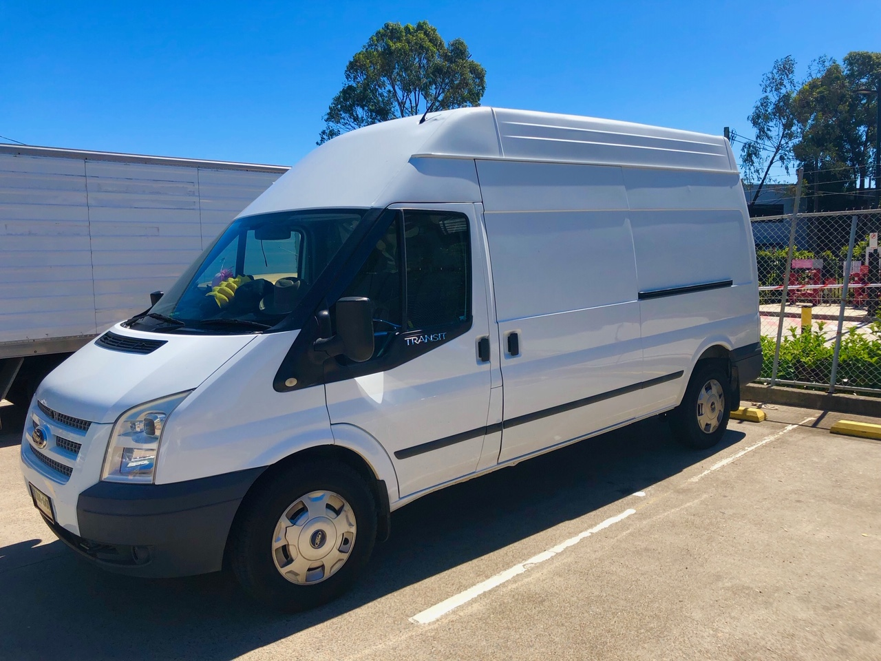 Picture of Cameron's 2012 Ford Transit