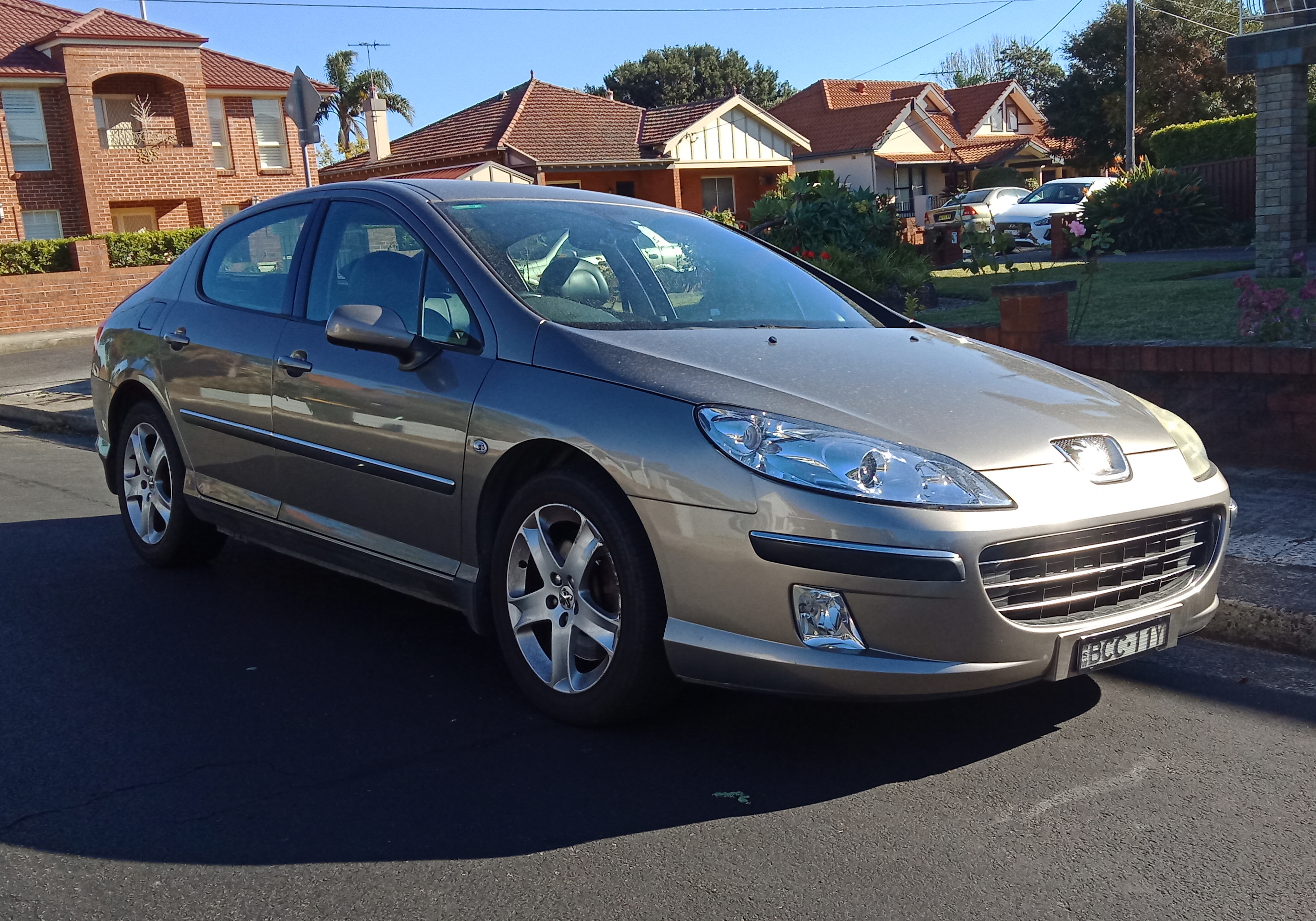 Picture of Georgette's 2007 Peugeot 407