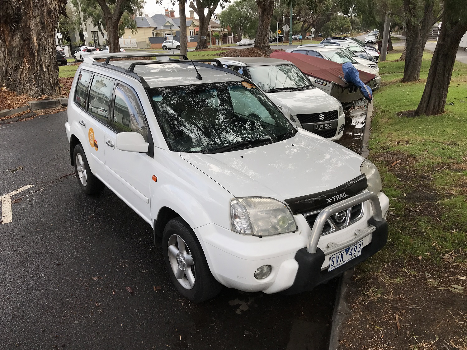 Picture of Jodie's 2002 Nissan X-Trail