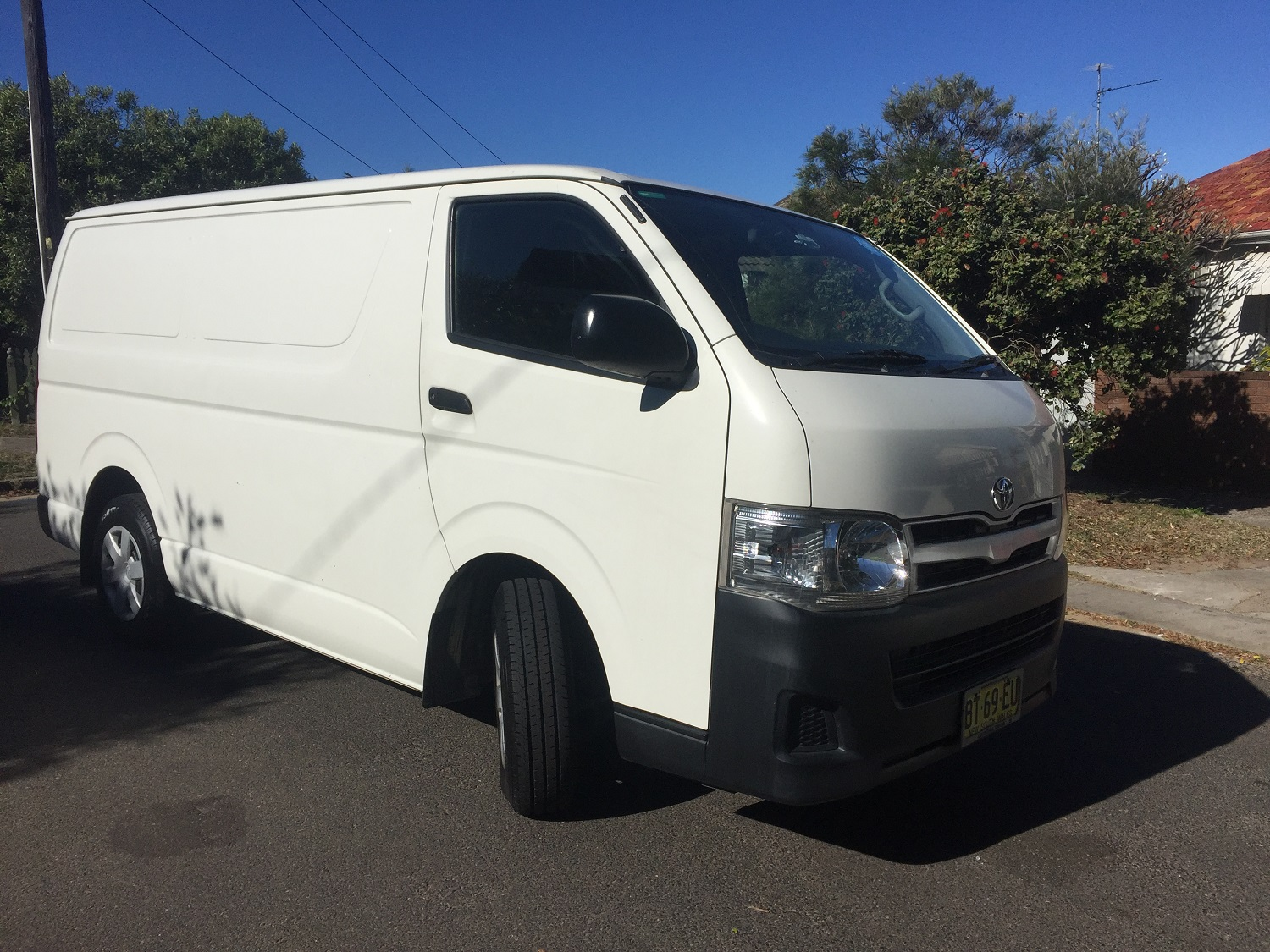 Picture of Timothy's 2012 Toyota Hiace