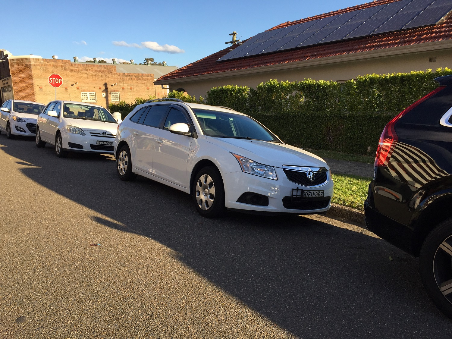 Picture of Paul's 2013 Holden Cruze