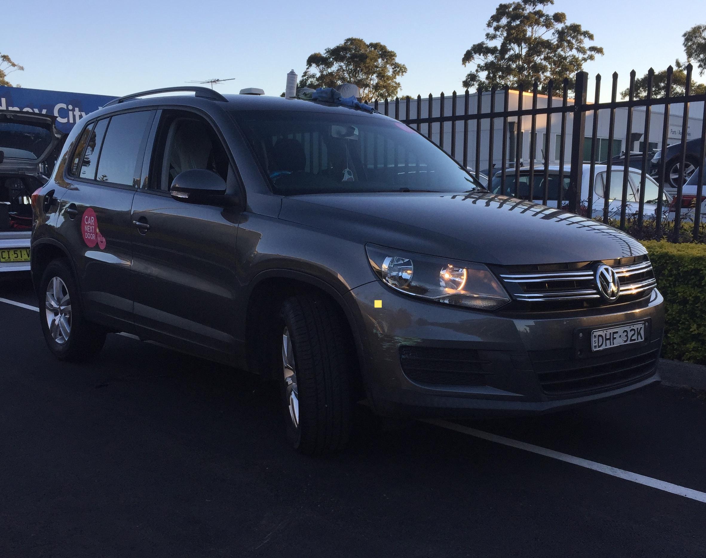Picture of Emily's 2014 Volkswagen Tiguan