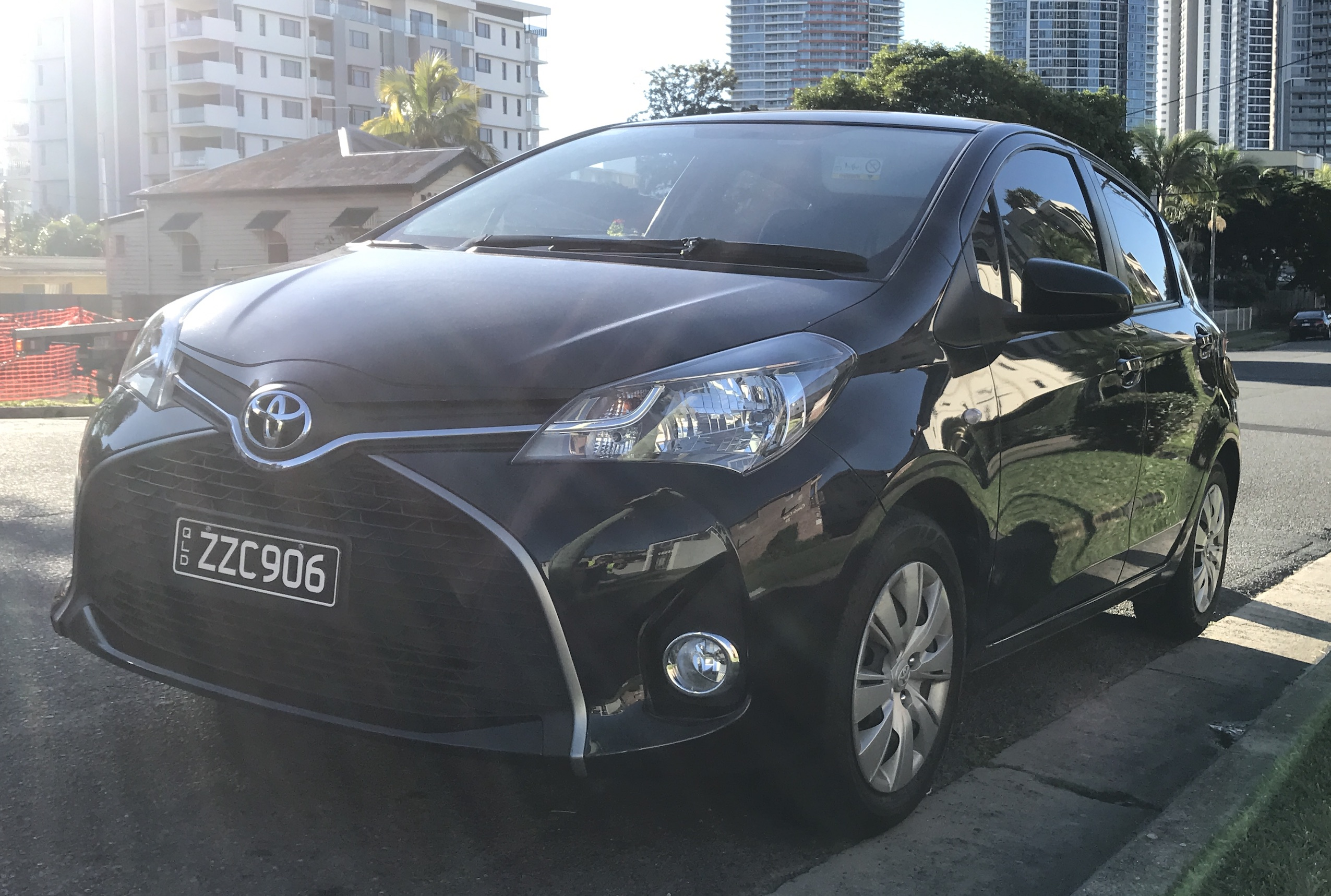 Picture of Alejandra's 2015 Toyota Yaris