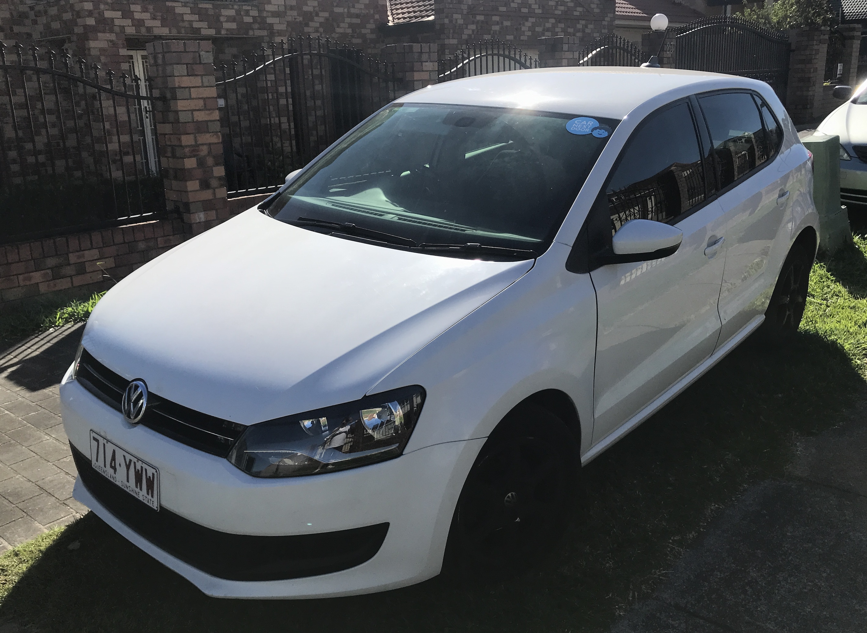 Picture of Mohinder's 2013 Volkswagen Polo