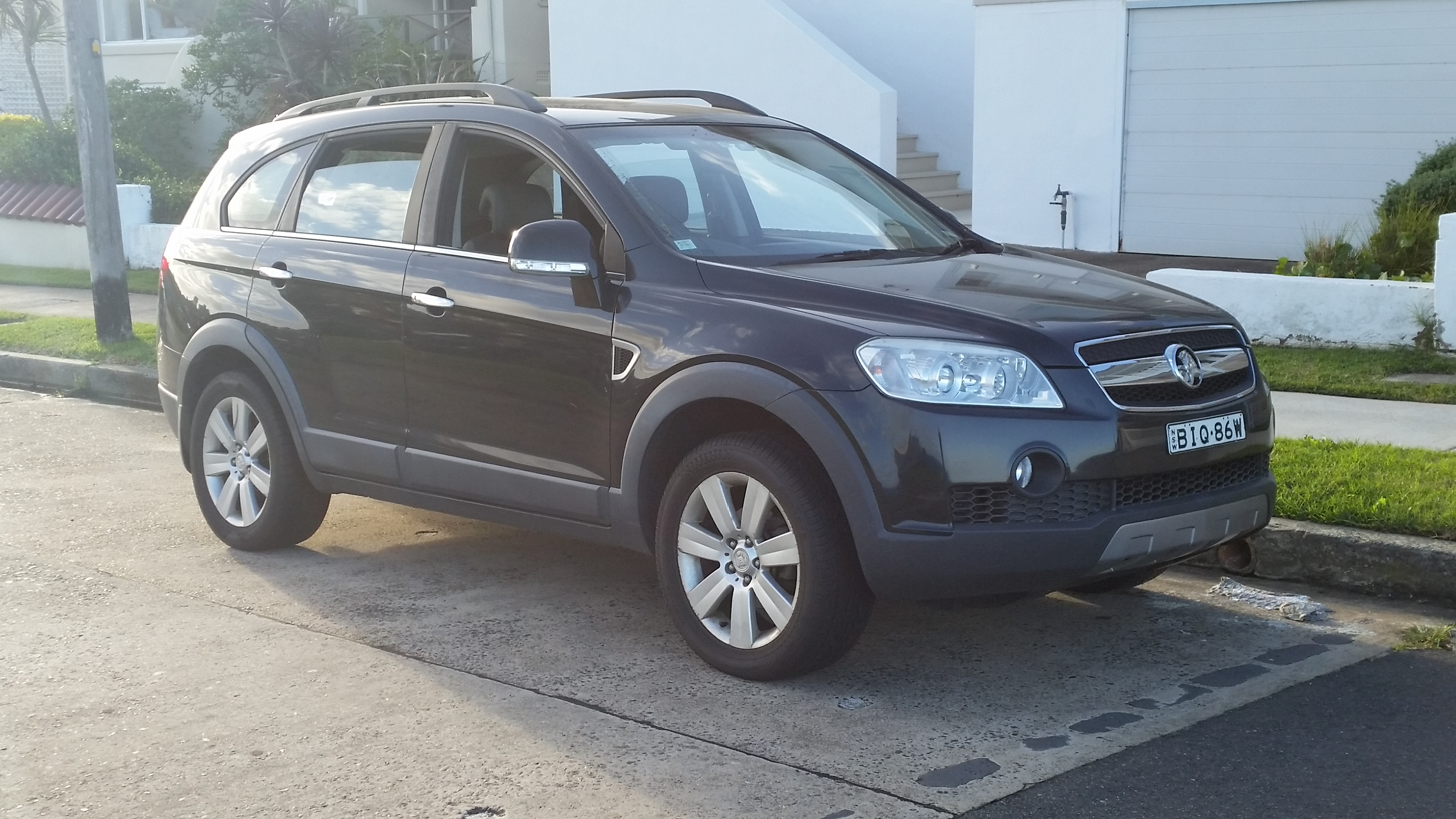 Picture of Barnet's 2008 Holden Captiva