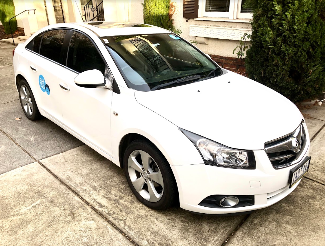Picture of Brian's 2011 Holden Cruze
