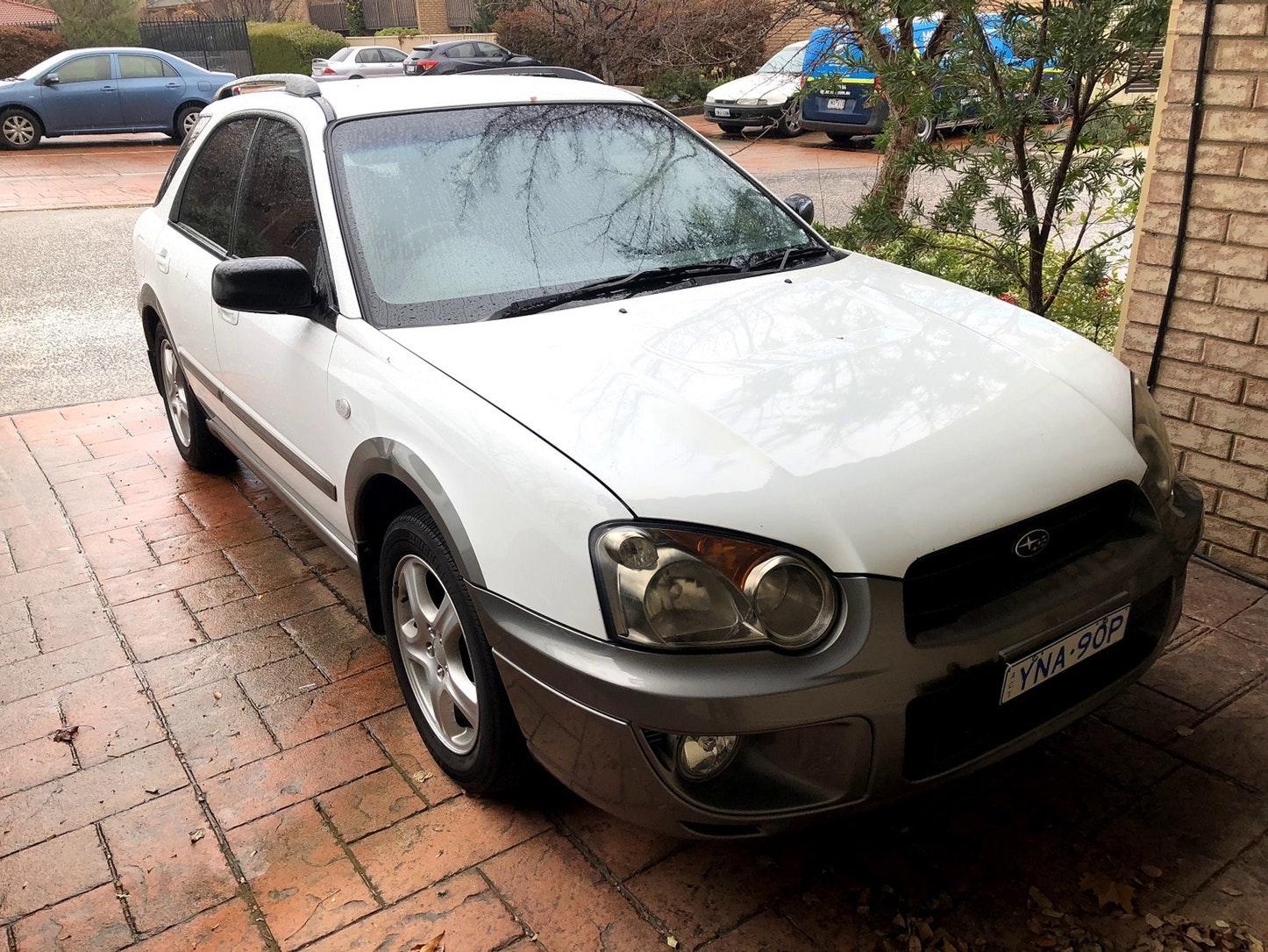 Picture of Jane's 2003 Subaru Impreza