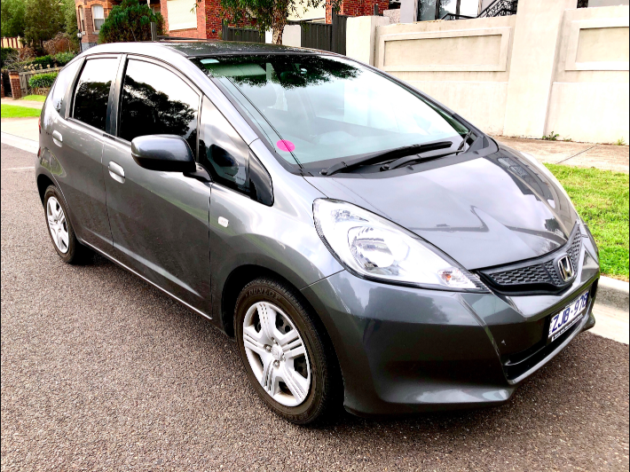 Picture of Alessandro's 2012 Honda Jazz