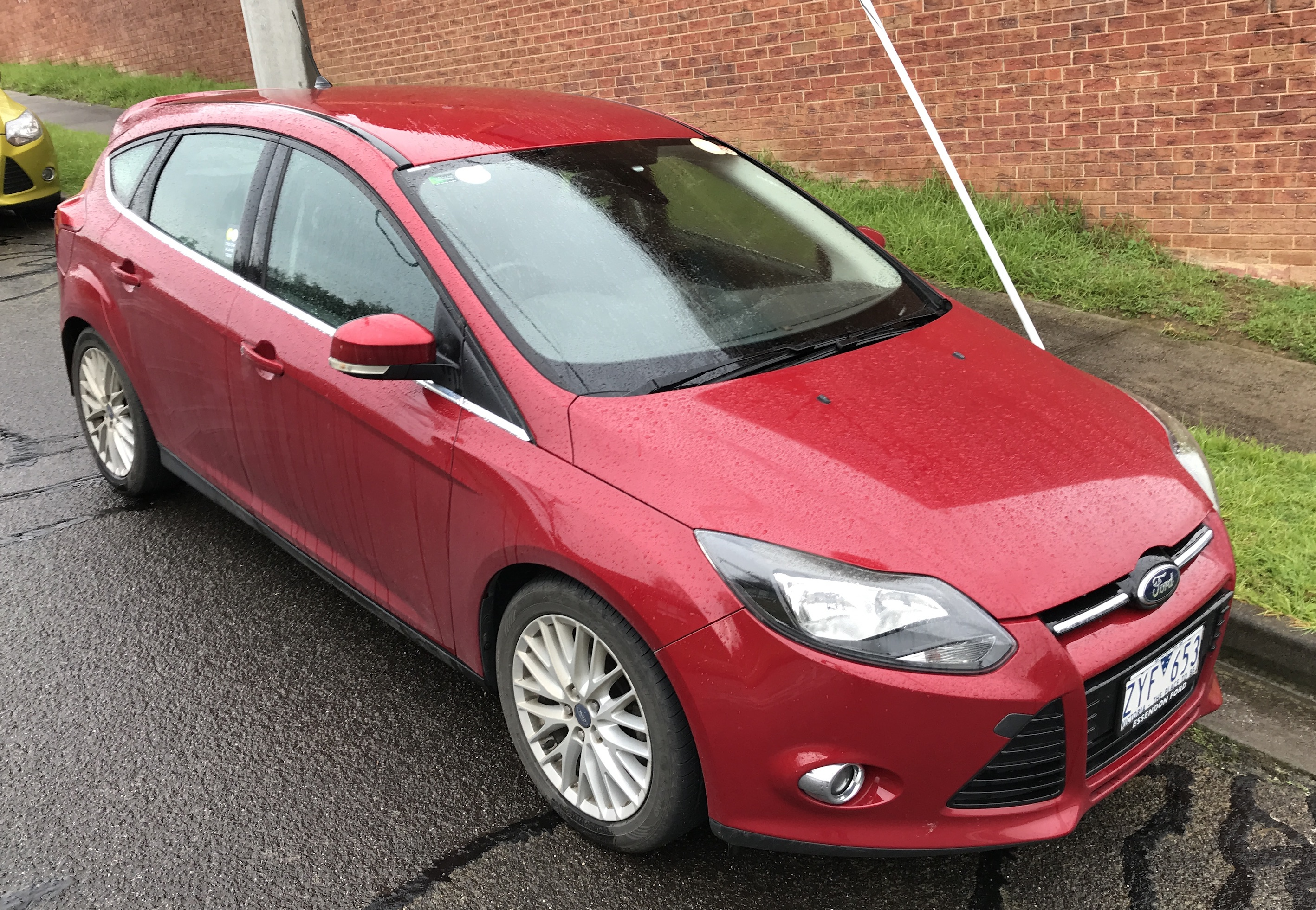 Picture of Fulton's 2012 Ford Focus