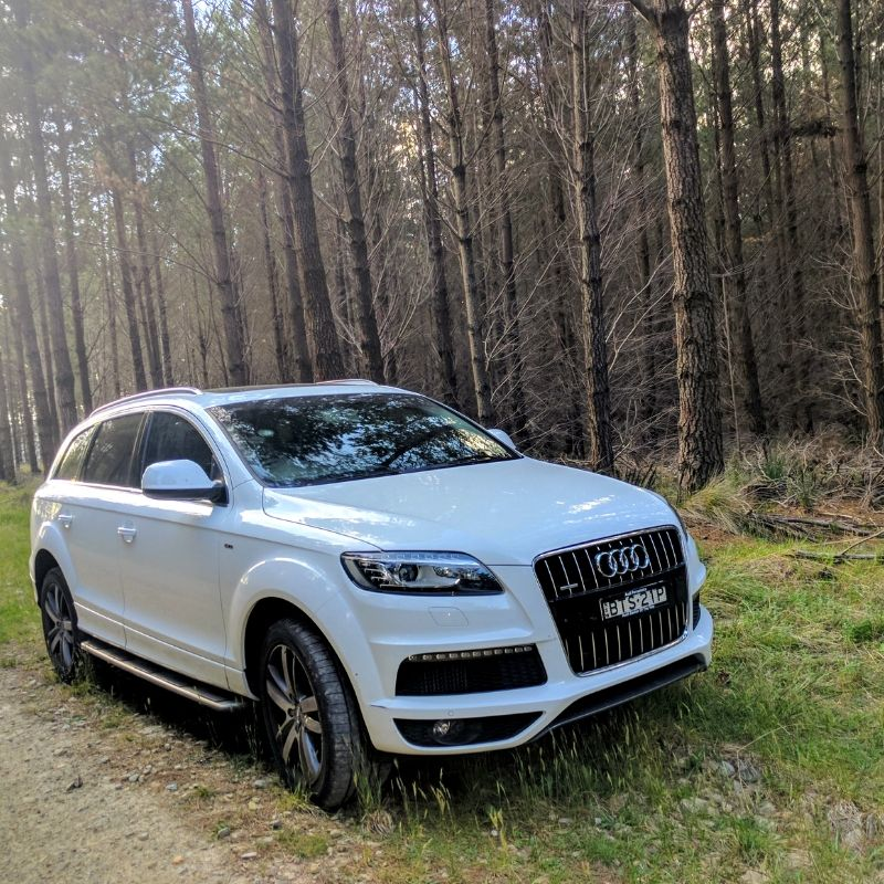 Picture of Oscar's 2011 Audi Q7