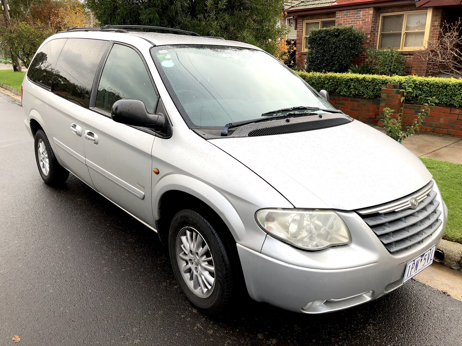 Picture of William's 2007 Chrysler Grand Voyager