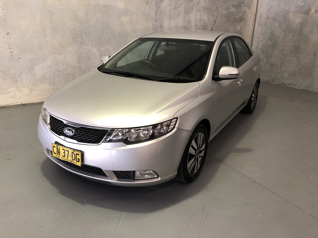 Picture of Peter's 2012 Kia Cerato