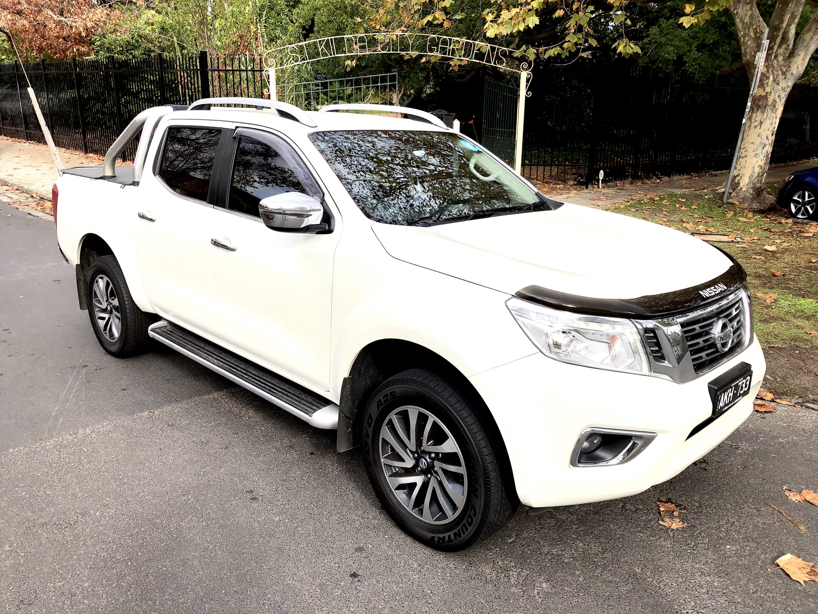 Picture of Milena's 2017 Nissan Navara