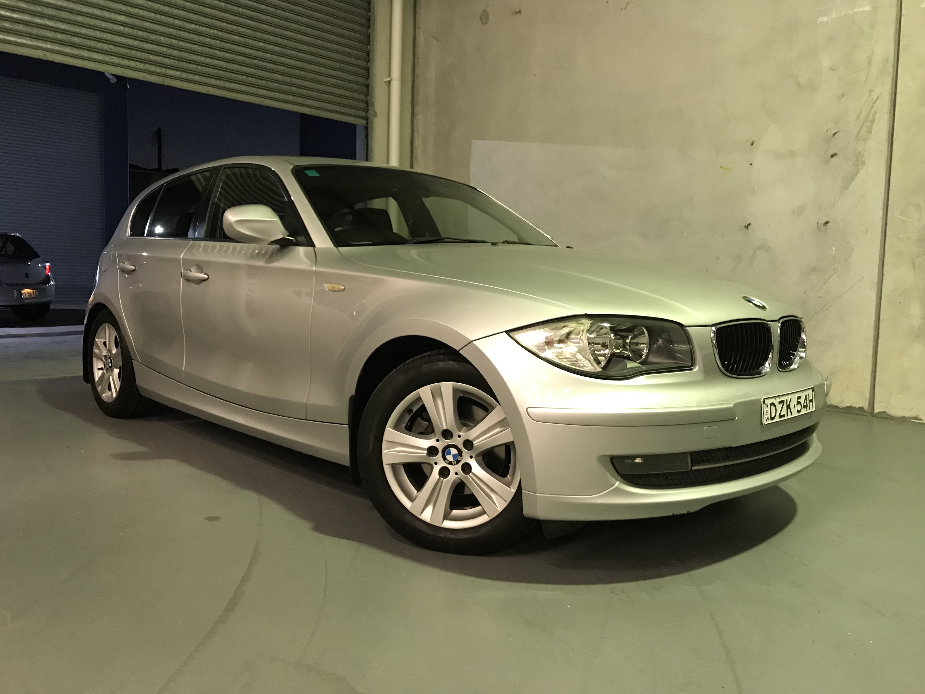 Picture of Peter's 2010 BMW 118i Hatch