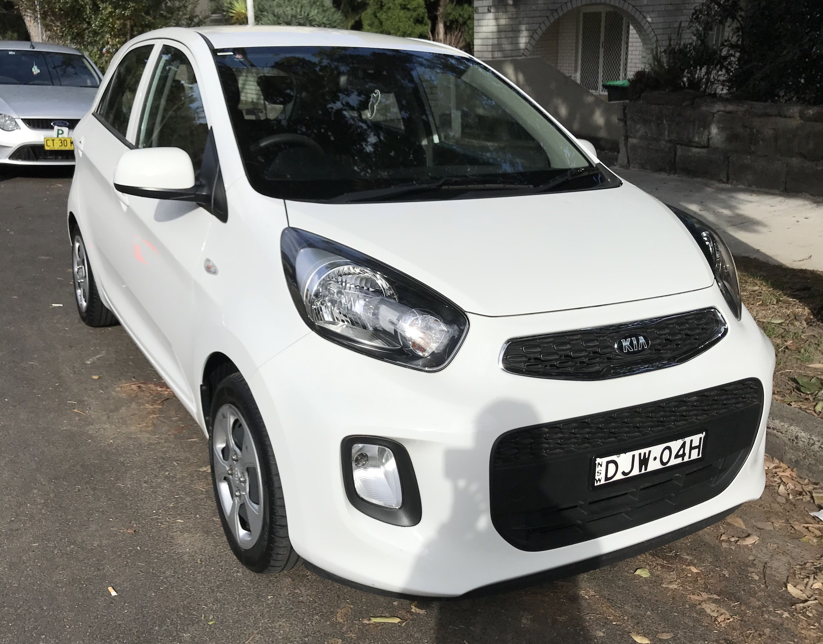 Picture of Mark's 2016 Kia Picanto