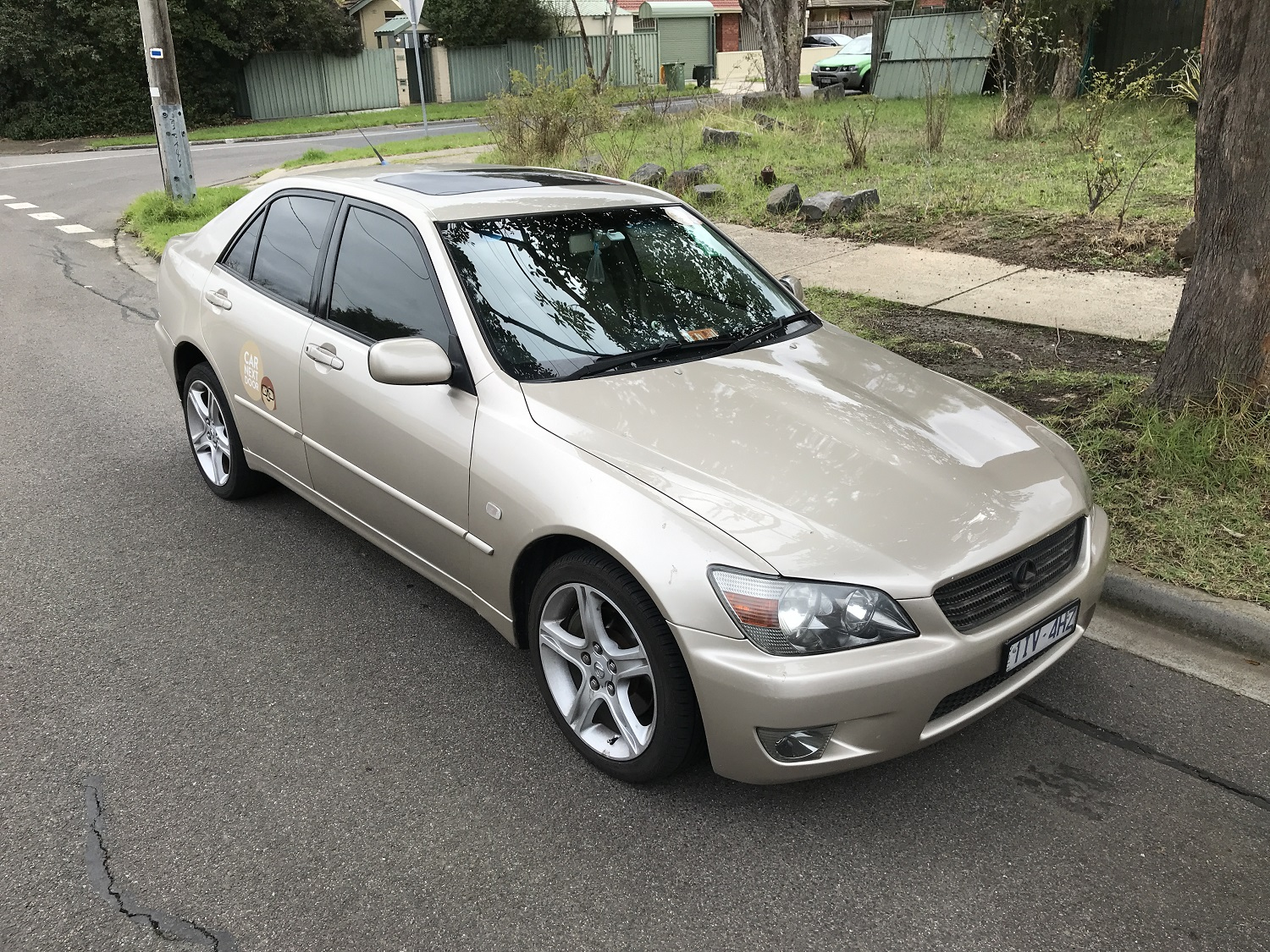 Picture of Jason's 2004 Lexus IS200