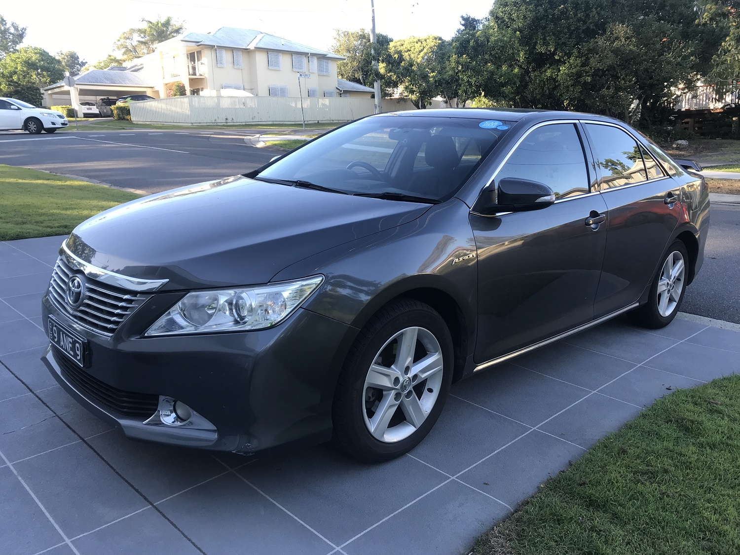 Picture of Anshun's 2012 Toyota Aurion