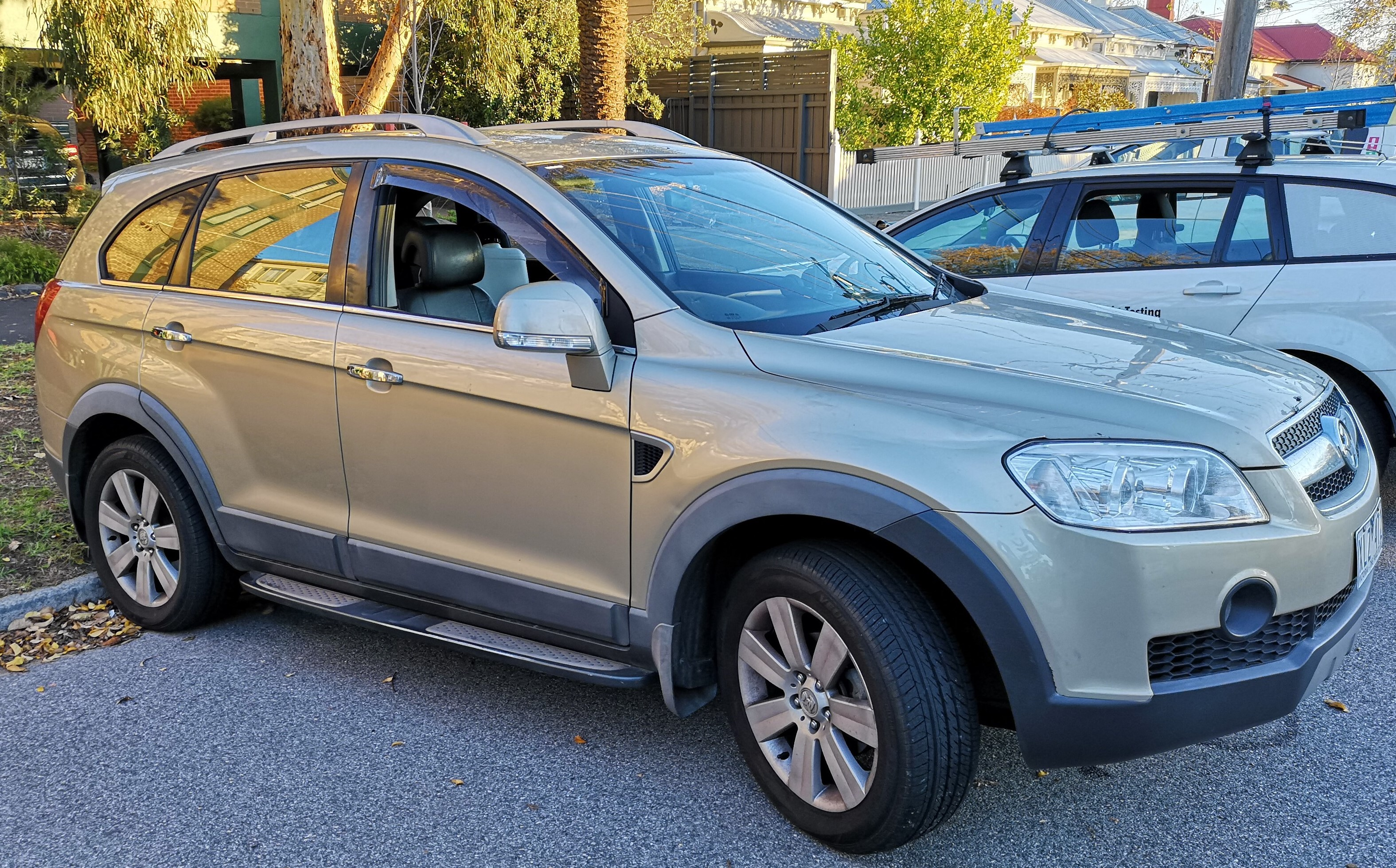 Picture of Alexandre's 2008 Holden Captiva