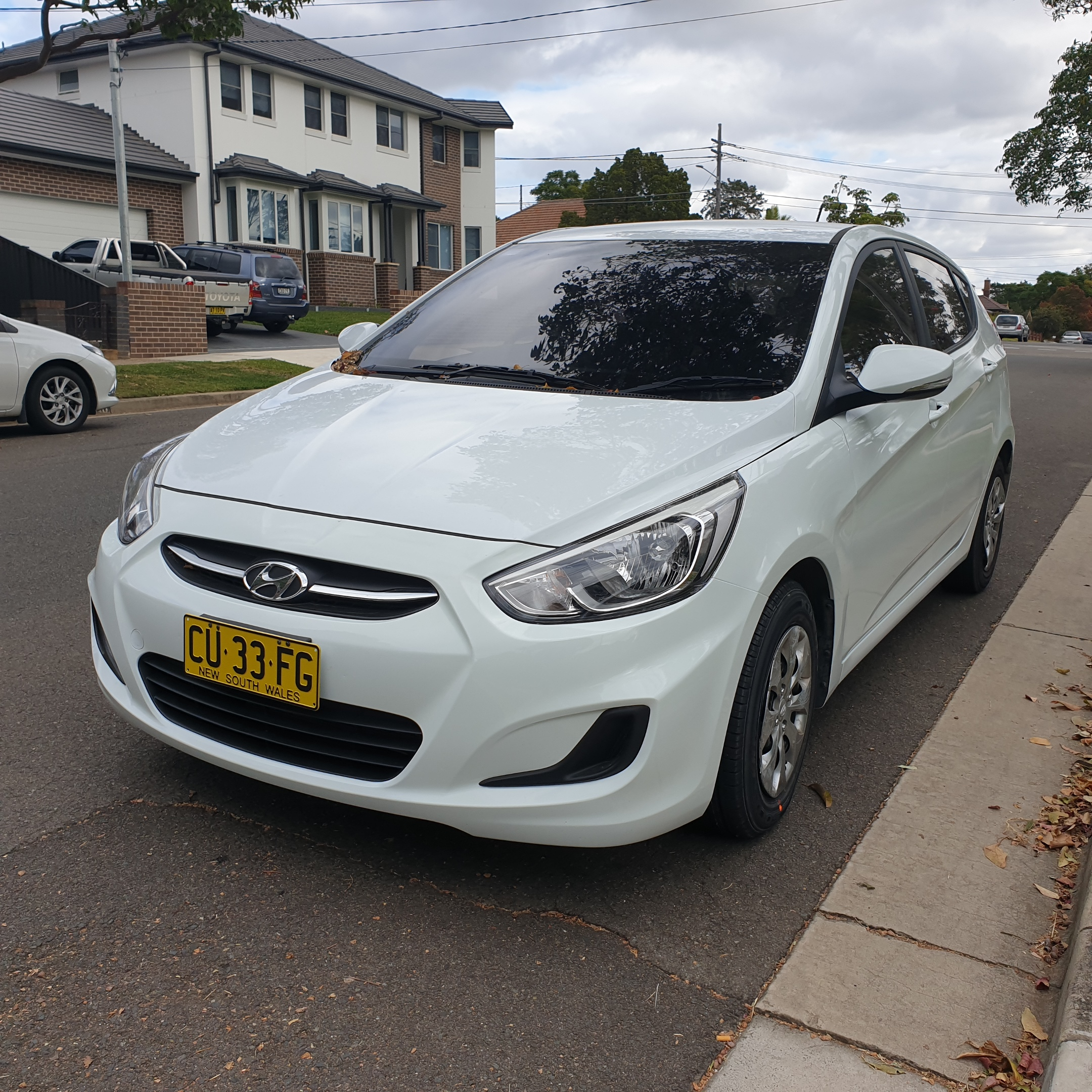 Picture of King Loong's 2016 Hyundai Accent
