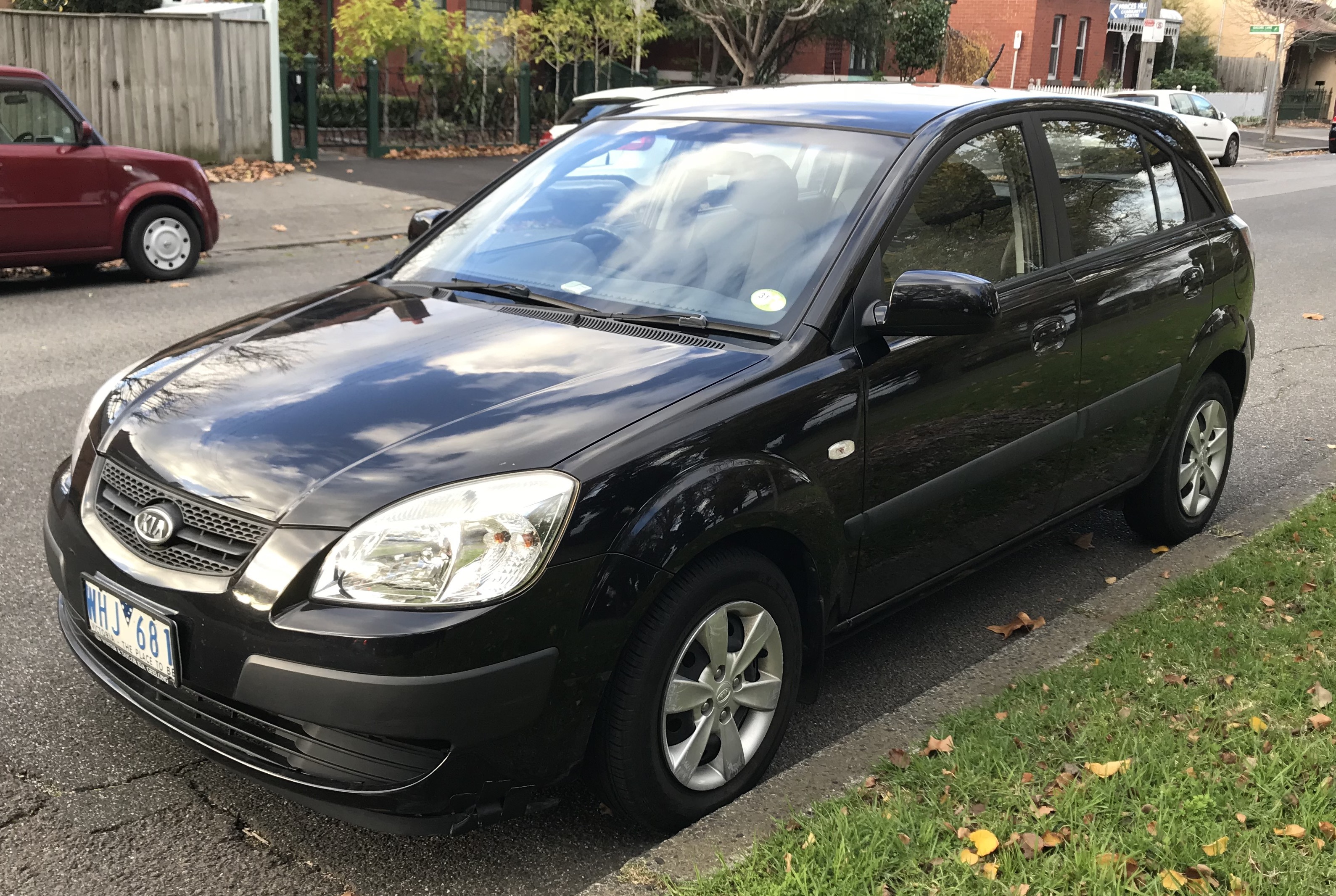 Picture of Zoe's 2008 Kia Rio