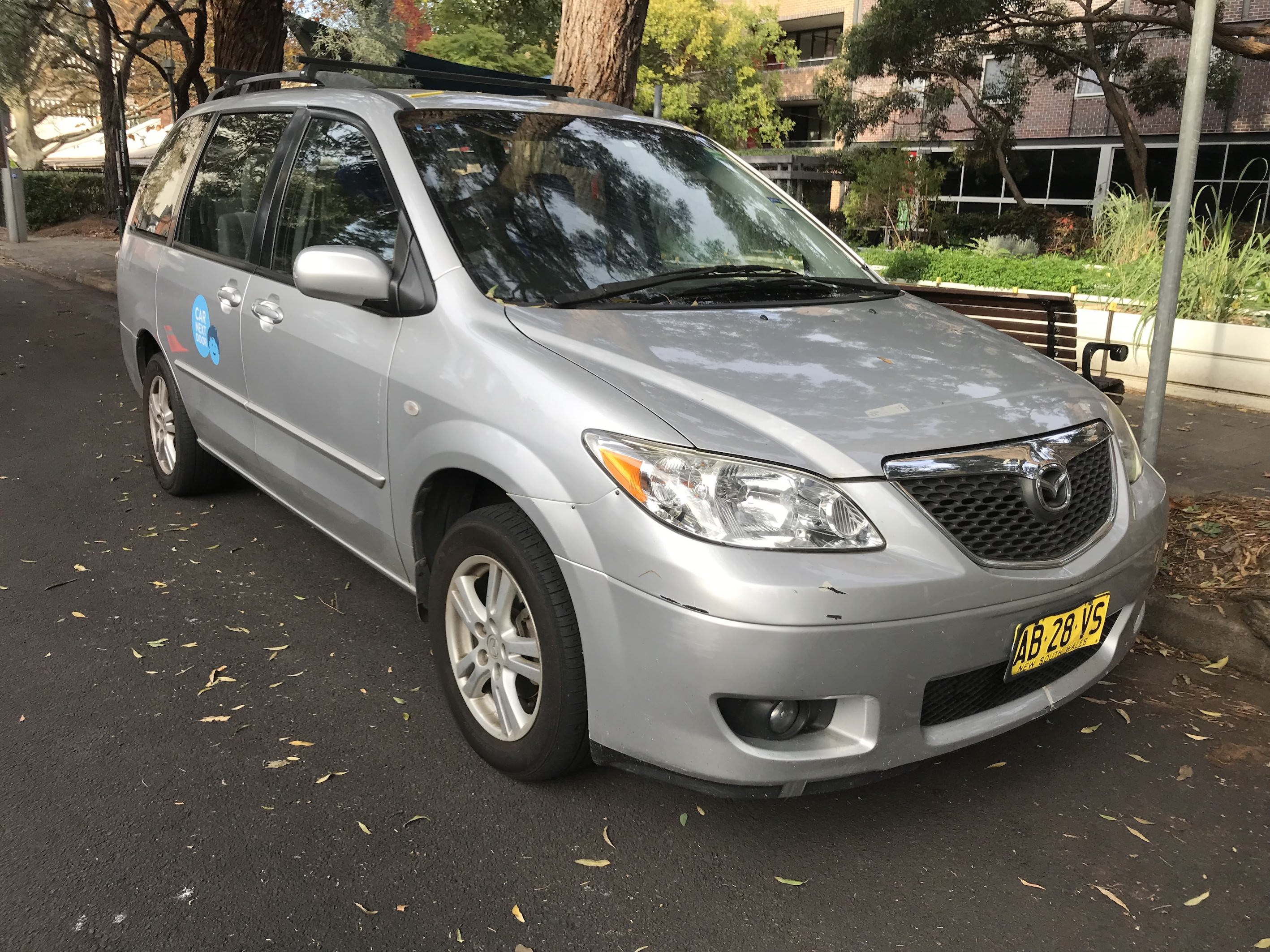 Picture of Yatanar's 2004 Mazda MPV