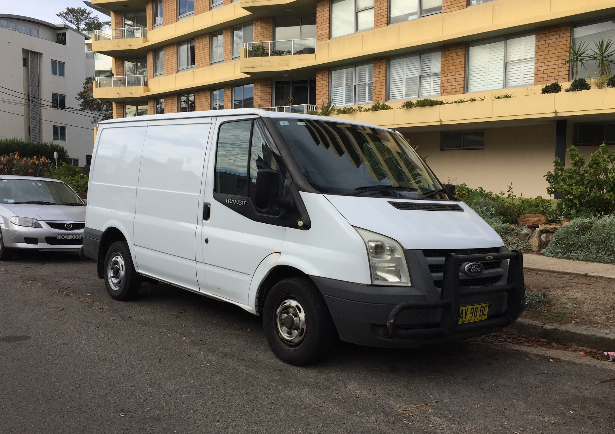 Picture of Manuela's 2008 Ford Transit