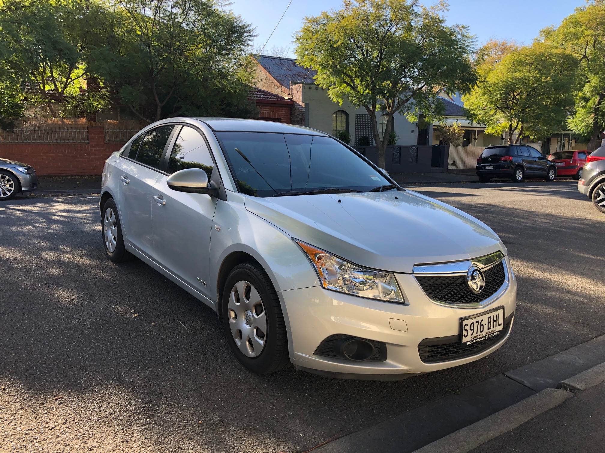 Picture of Lachlan's 2012 Holden Cruze