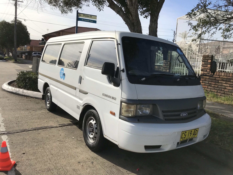 Picture of Jivan's 2001 Ford Econovan