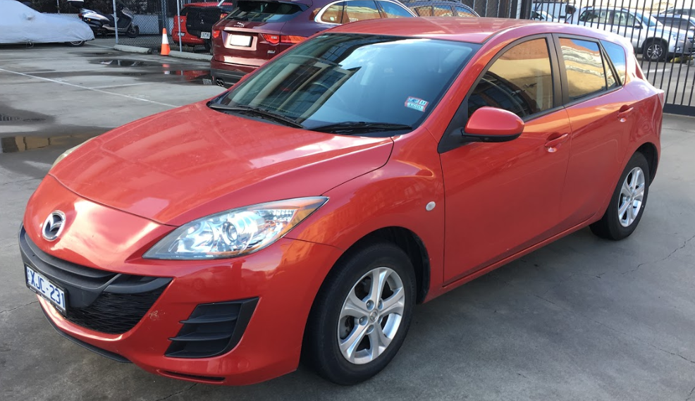 Picture of Sian's 2010 Mazda 3
