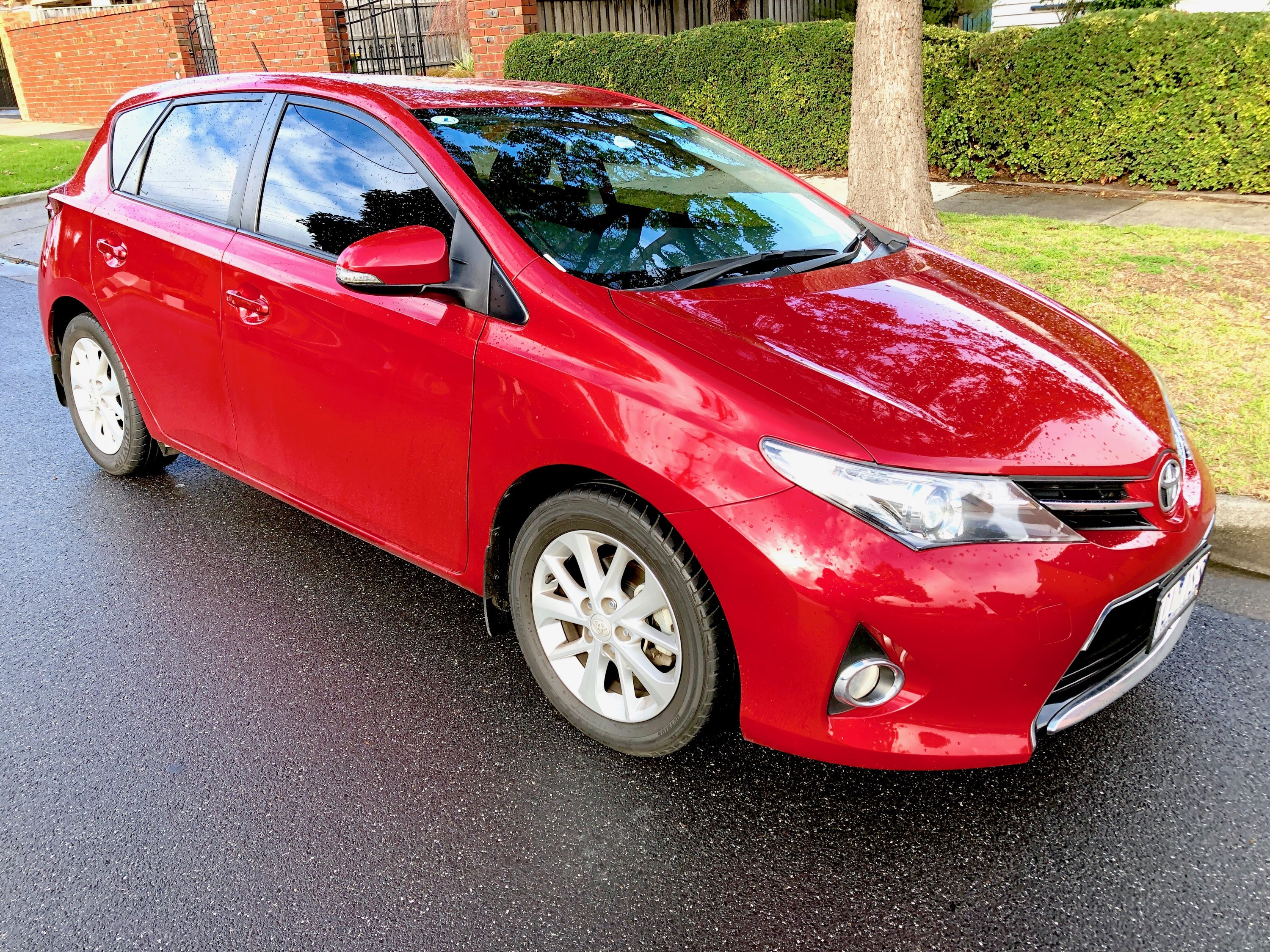 Picture of Eden's 2014 Toyota Corolla