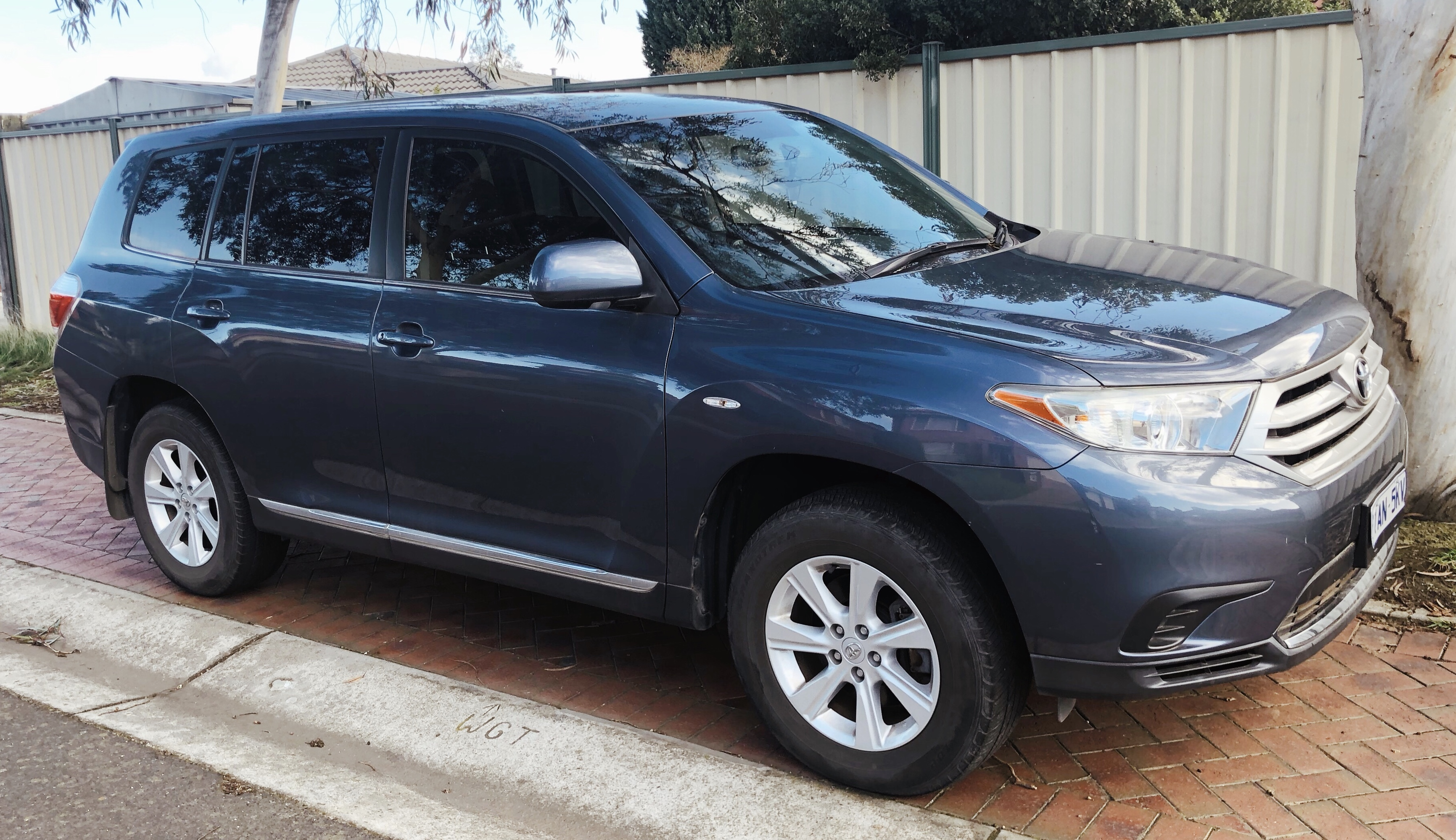 Picture of wenjin's 2013 Toyota Kluger