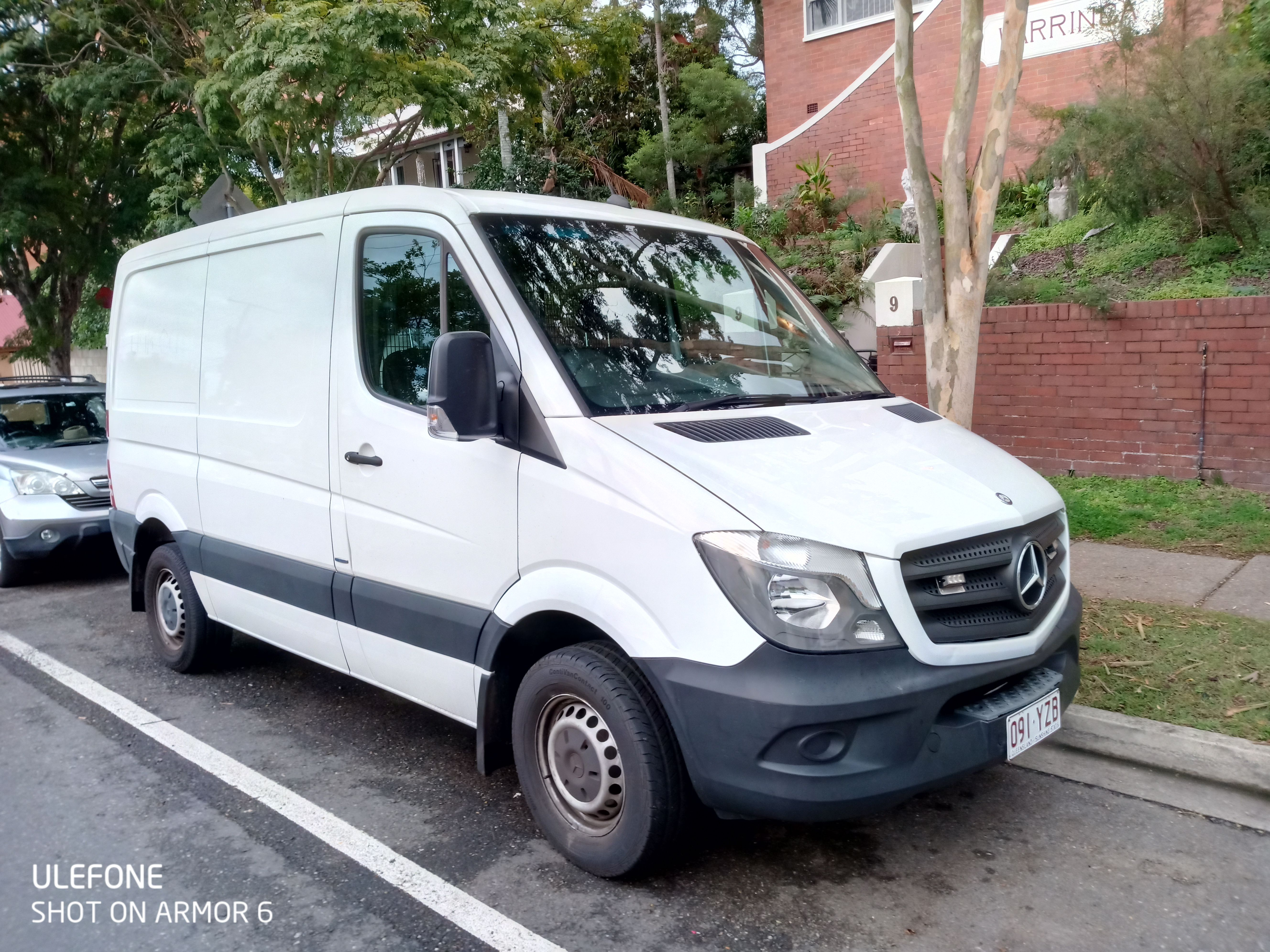 Picture of Peter's 2015 Mercedes Sprinter