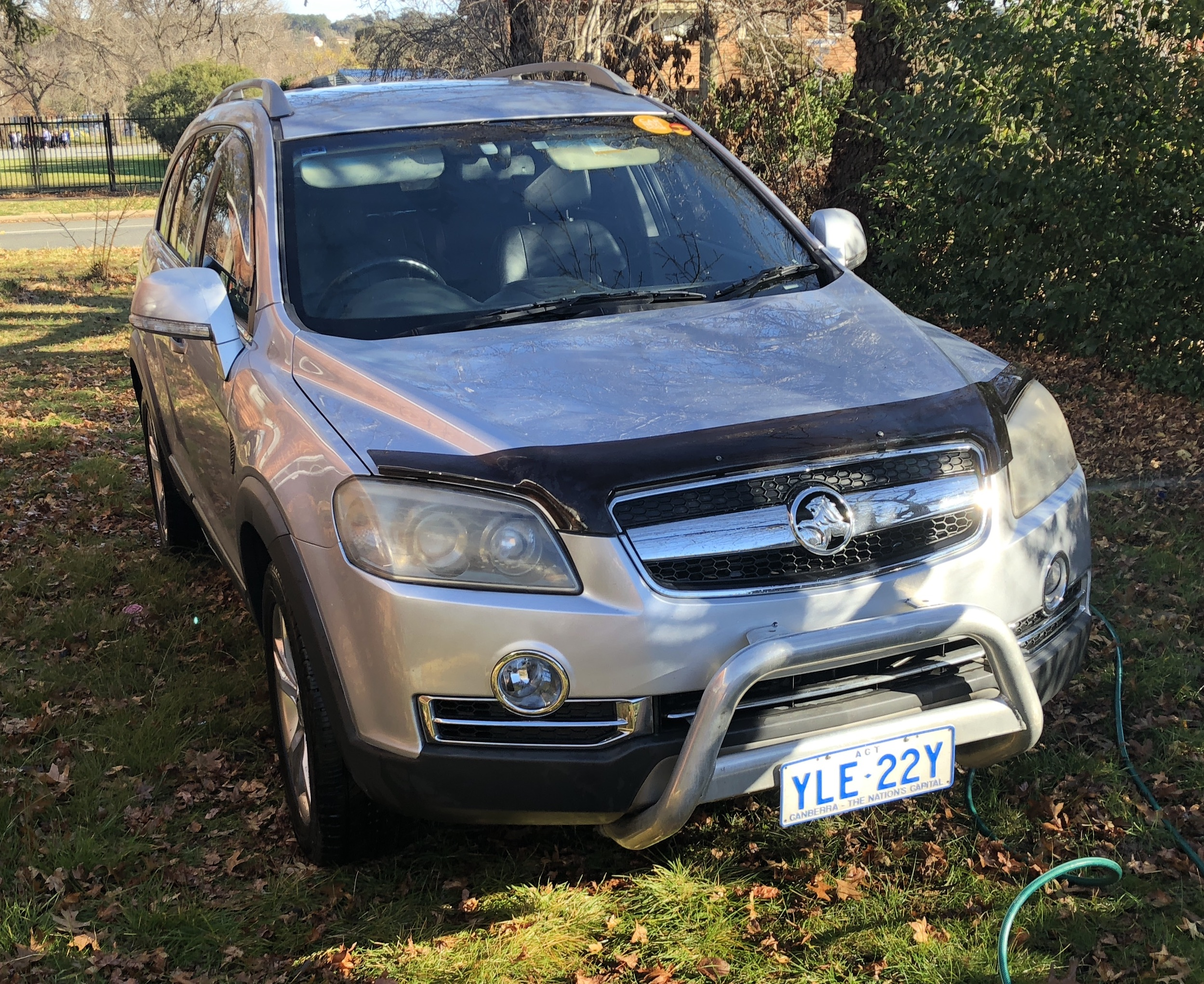 Picture of Omar's 2008 Holden Captiva