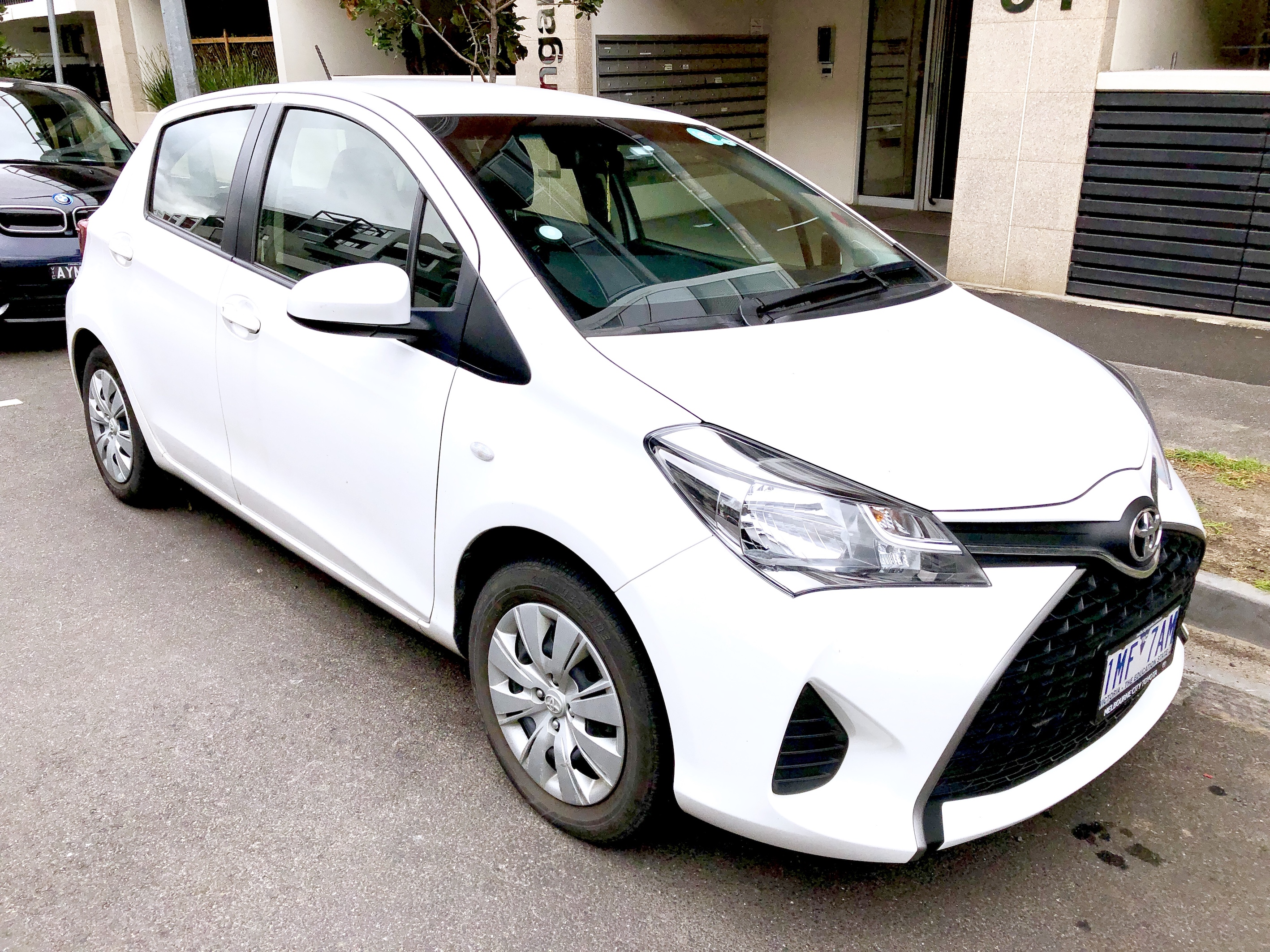 Picture of Laura's 2016 Toyota Yaris