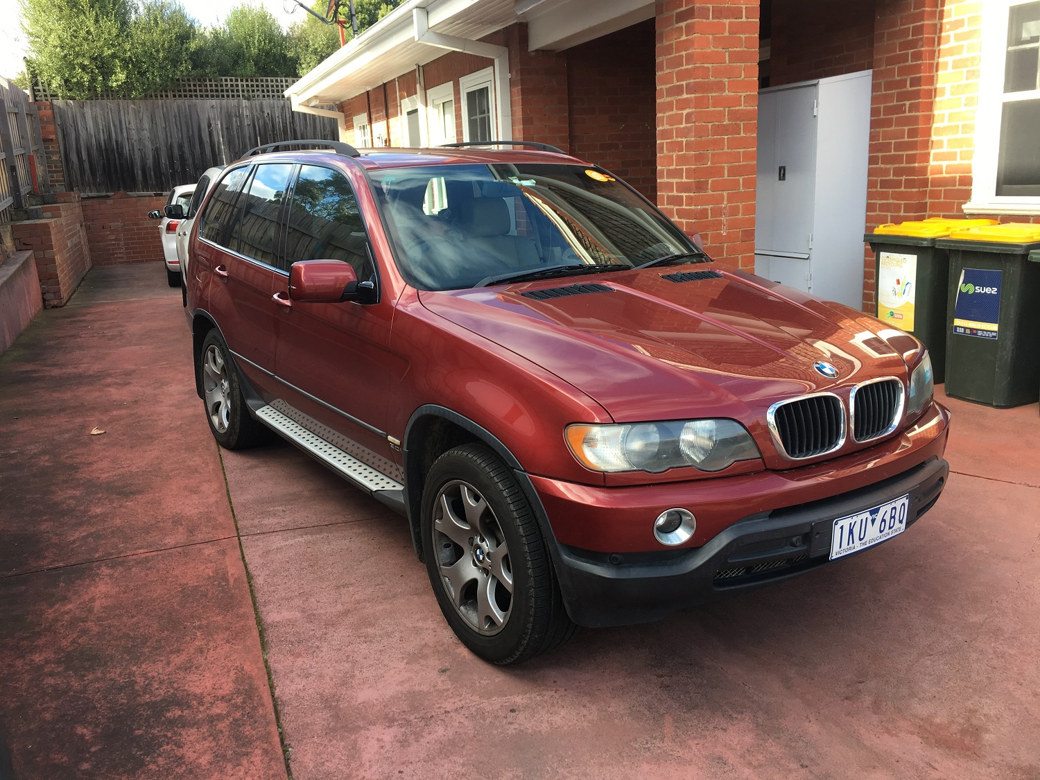 Picture of Darryl's 2002 BMW X5