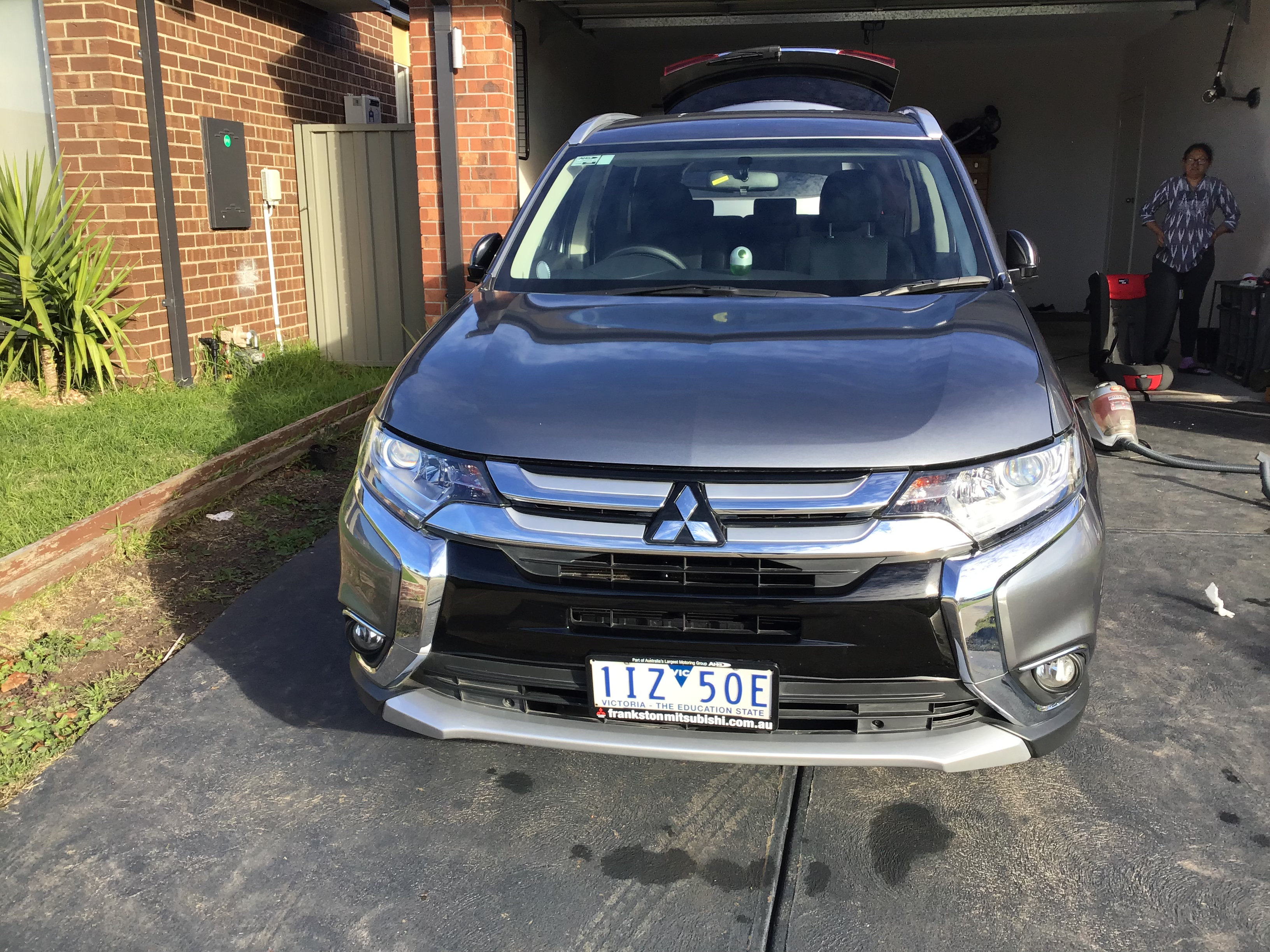 Picture of Samarth's 2016 Mitsubishi Outlander