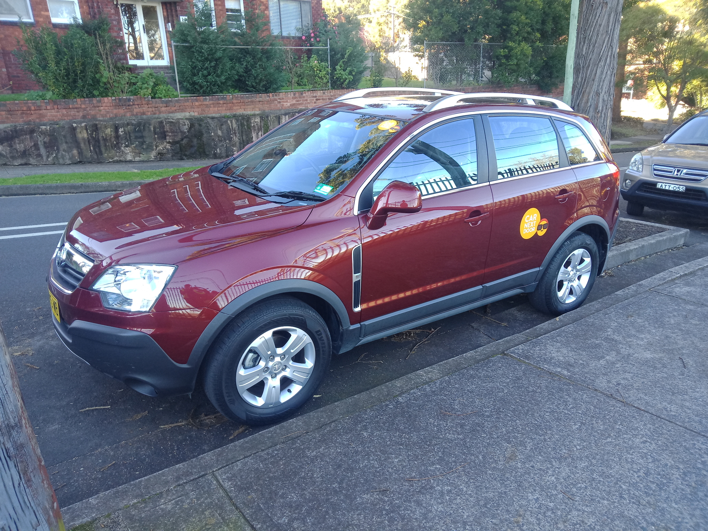 Picture of Philip's 2010 Holden Captiva