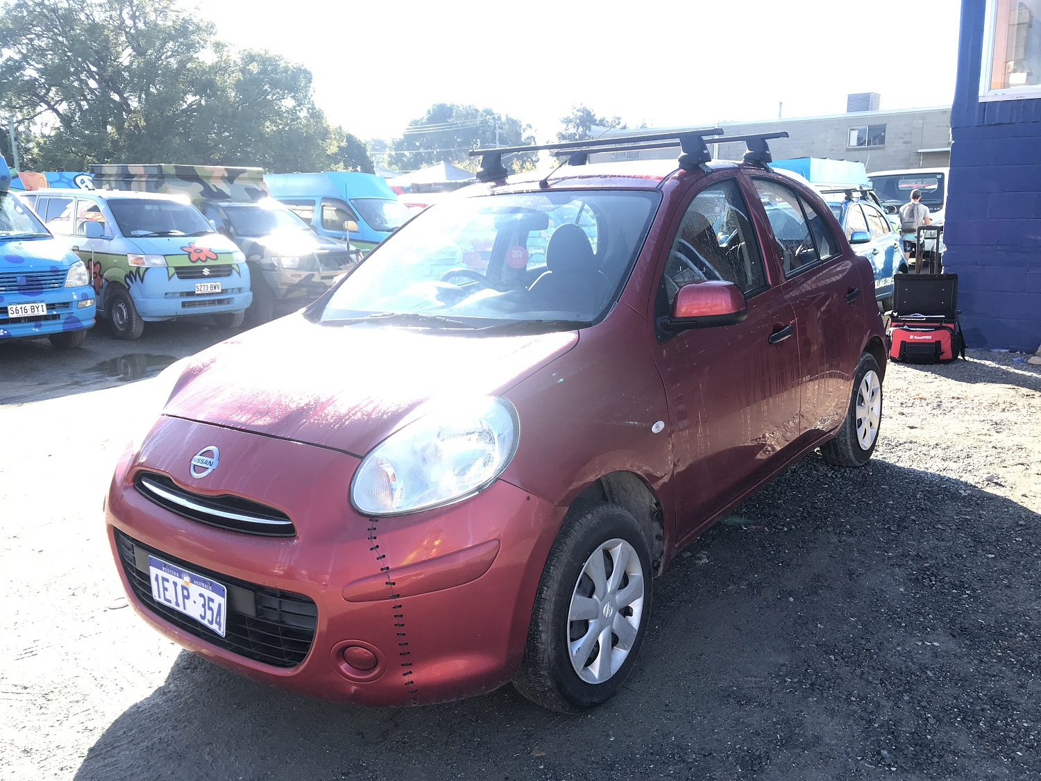 Picture of John's 2013 Nissan Micra
