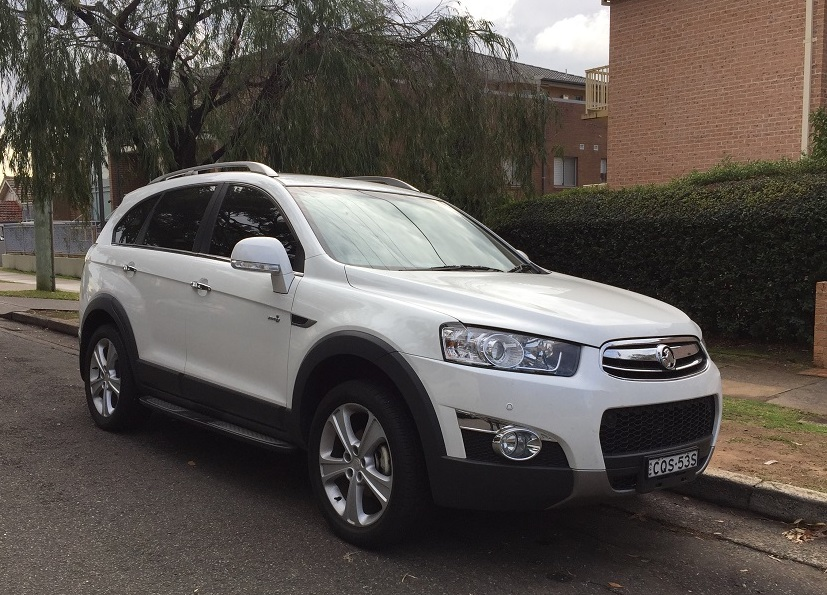 Picture of Yunfeng's 2013 Holden Captiva 7