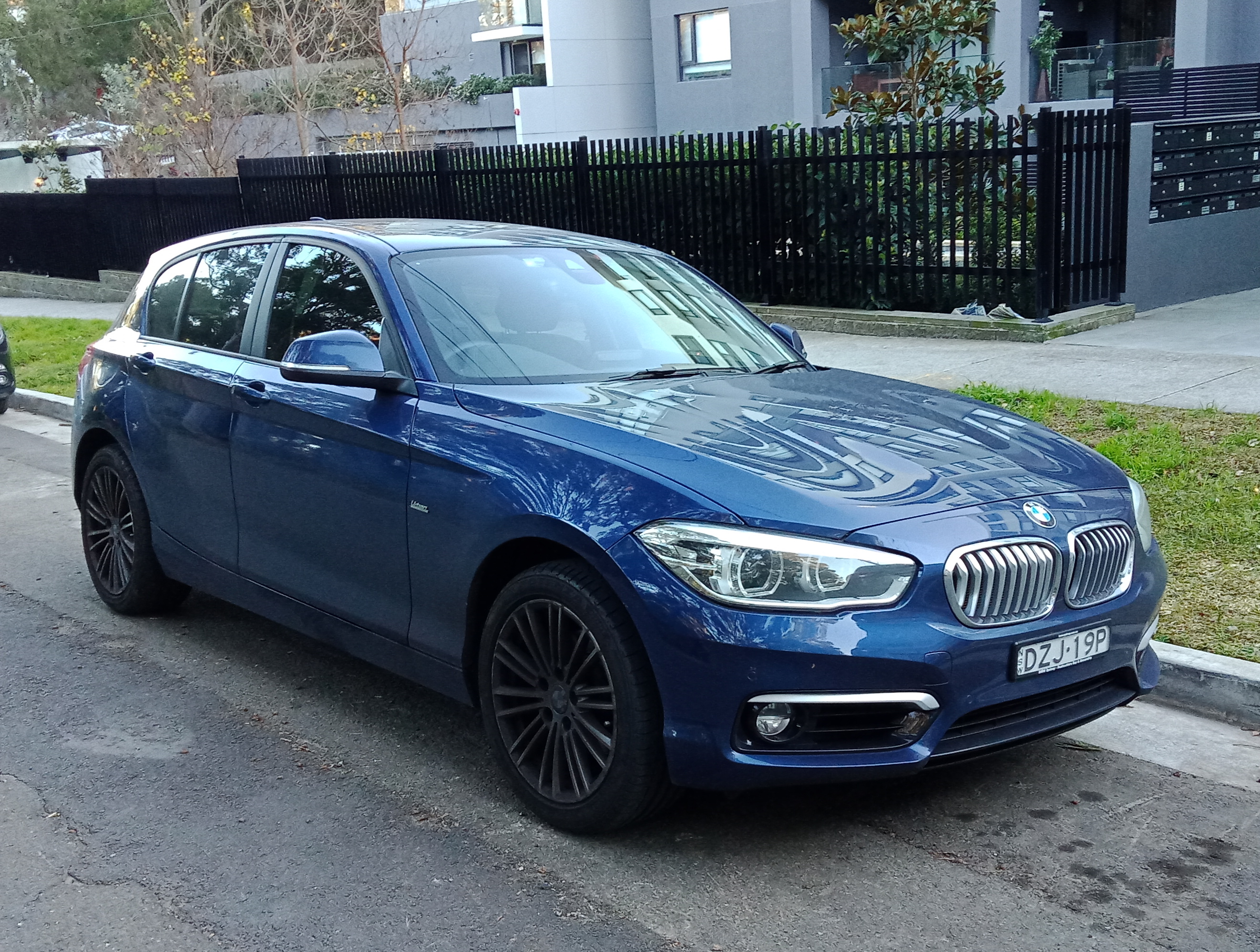 Picture of Huaqian's 2018 BMW 120i