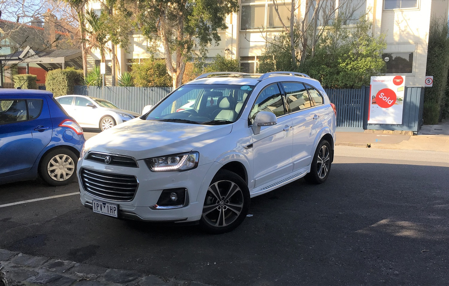 Picture of Filip's 2016 Holden Captiva