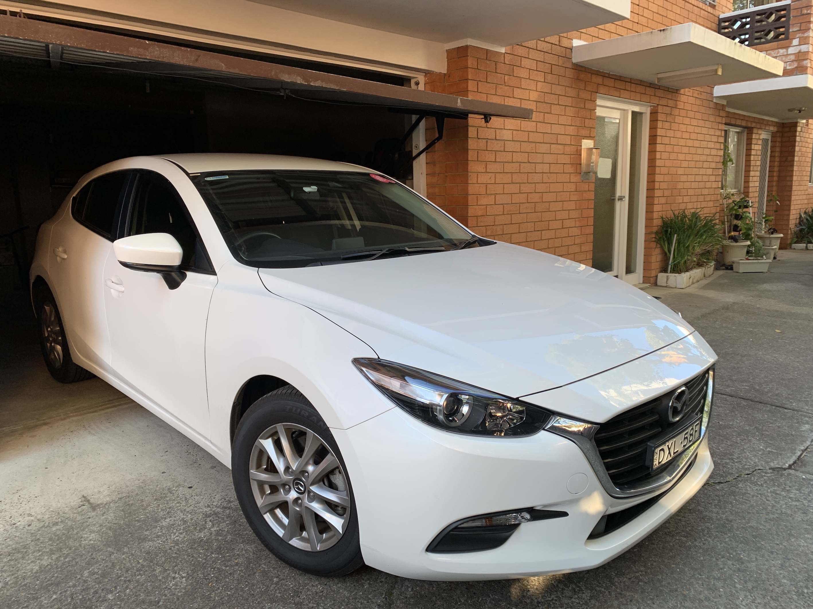 Picture of Bonnie's 2018 Mazda 3