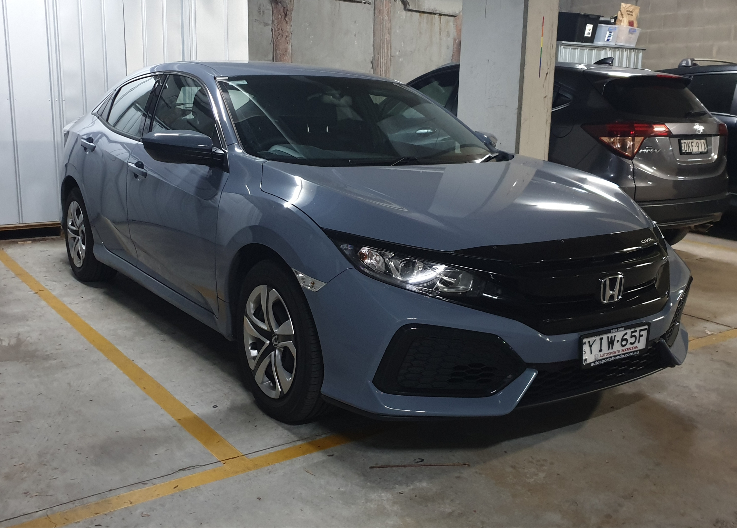 Picture of Michael's 2018 Honda Civic