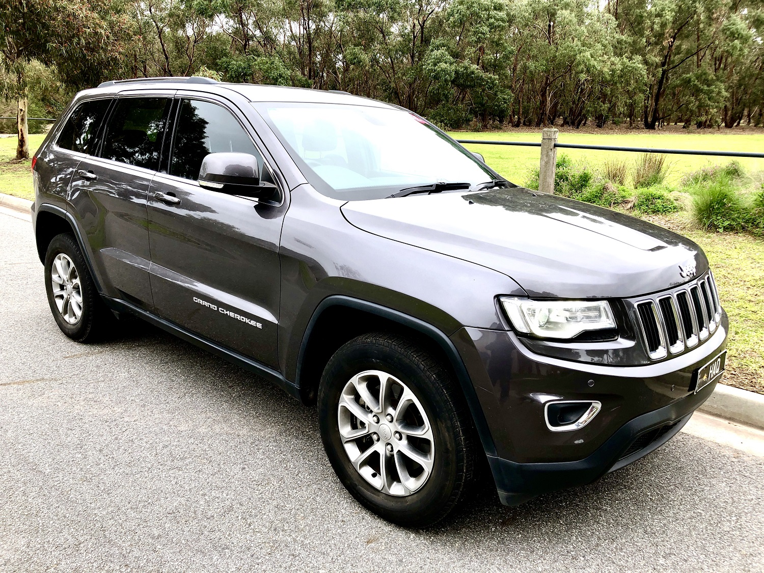 Picture of Shengyu's 2013 Jeep Grand Cherokee