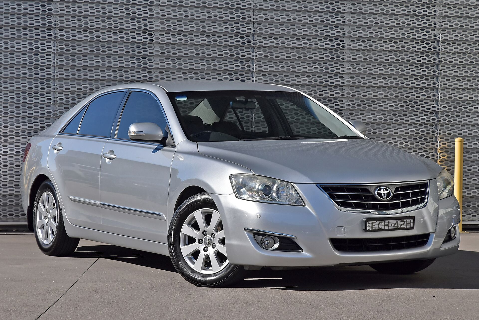 Picture of Jaime's 2008 Toyota Aurion