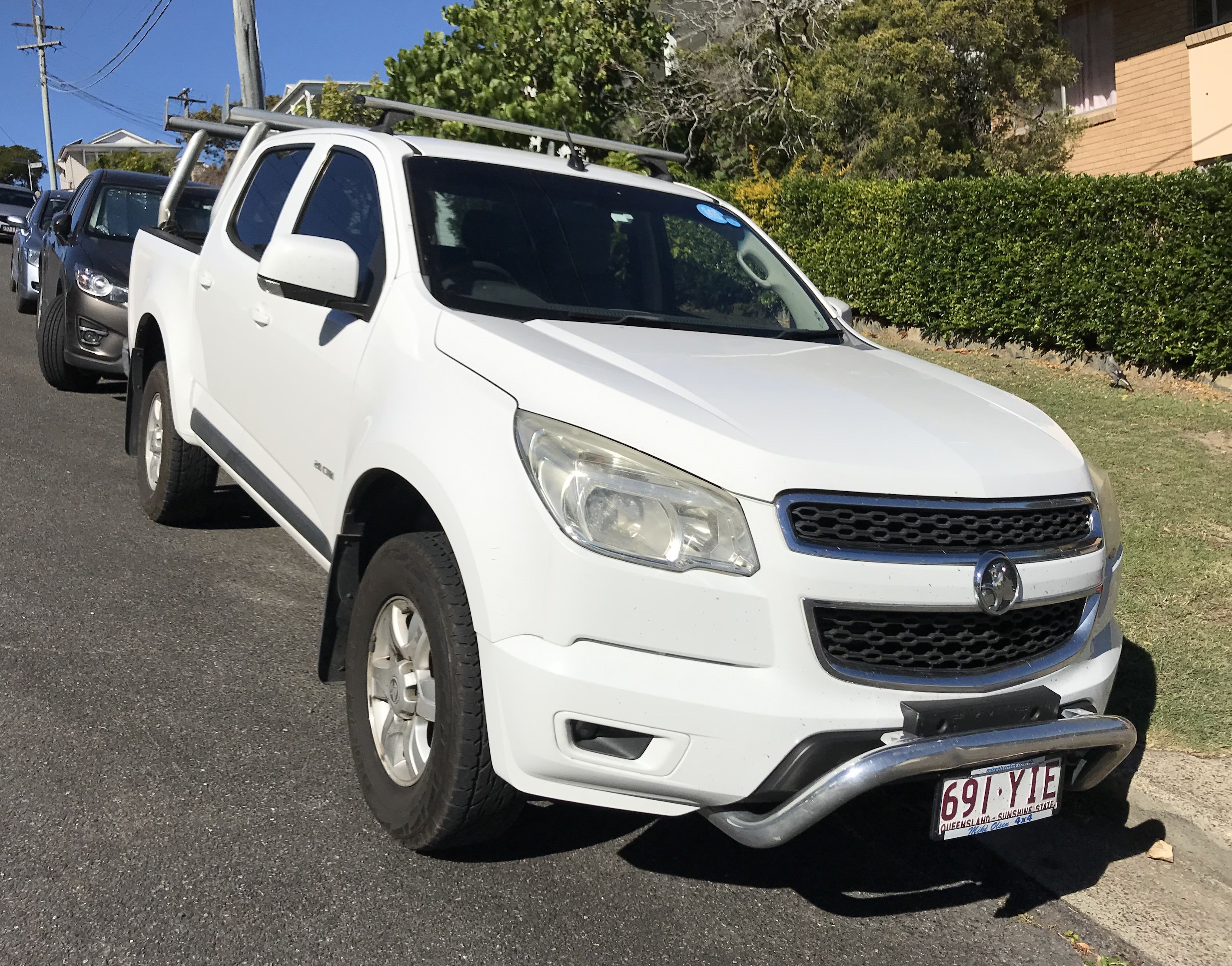 Picture of Rowan's 2012 Holden Colorado
