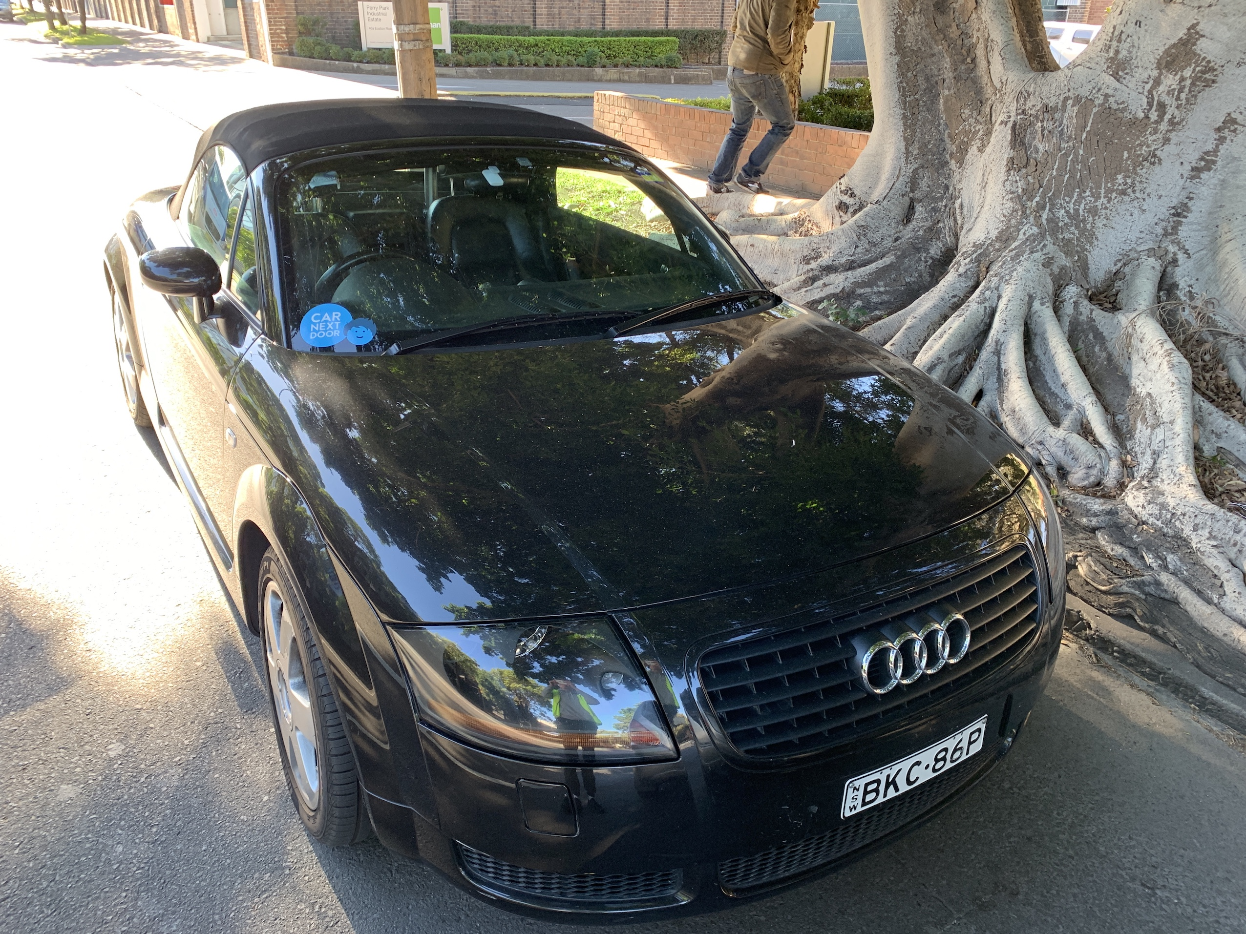 Picture of Paul's 2001 Audi TT
